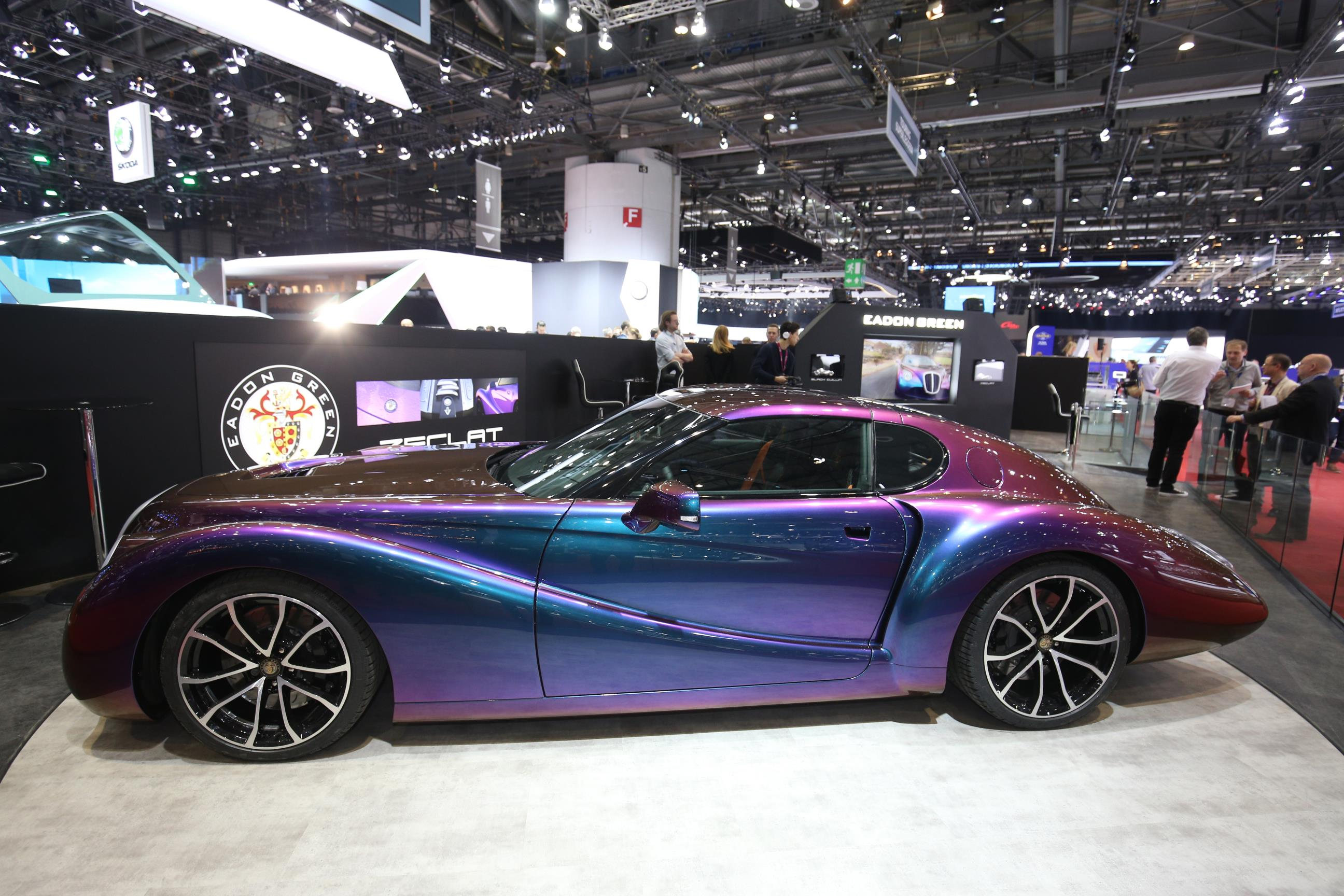 Geneva Motor Show 2018 Mega Gallery Part 1 (359)