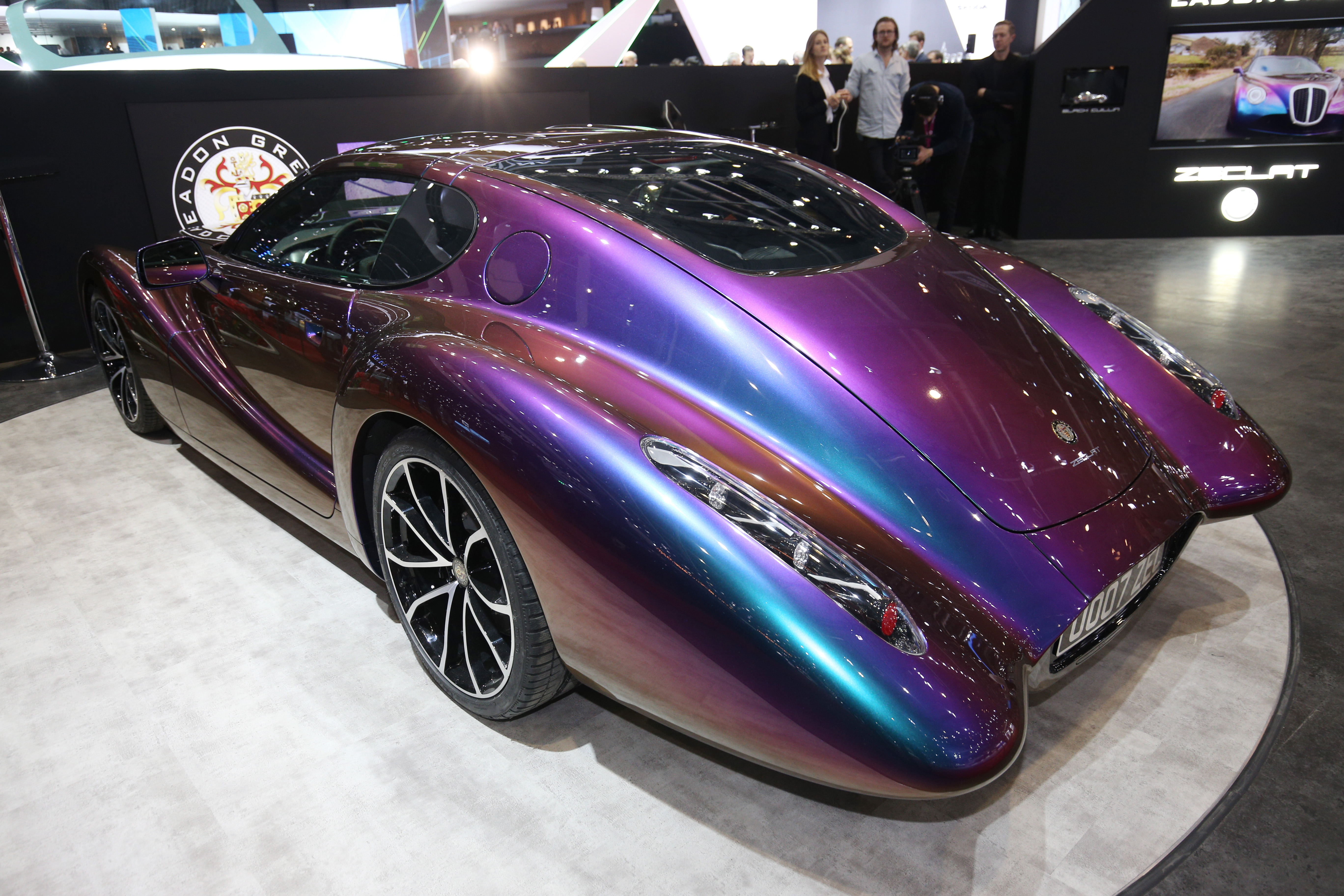Geneva Motor Show 2018 Mega Gallery Part 1 (360)