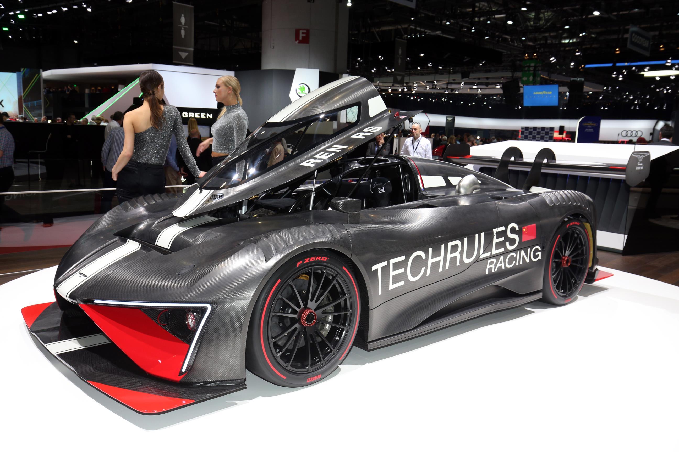 Geneva Motor Show 2018 Mega Gallery Part 1 (365)