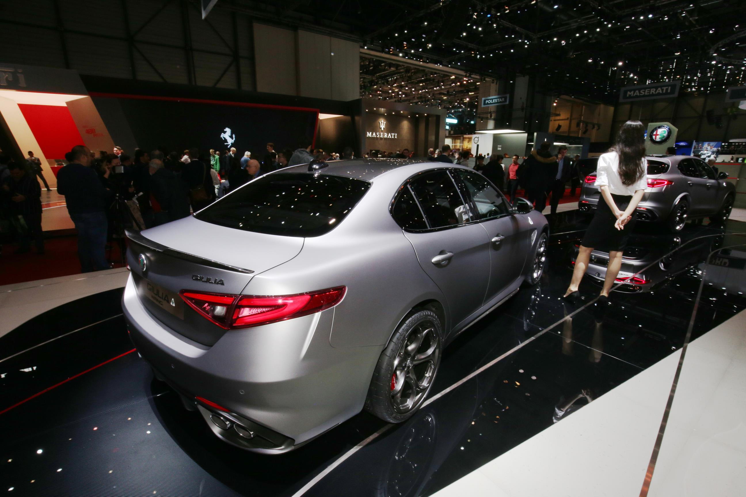 Geneva Motor Show 2018 Mega Gallery Part 1 (366)