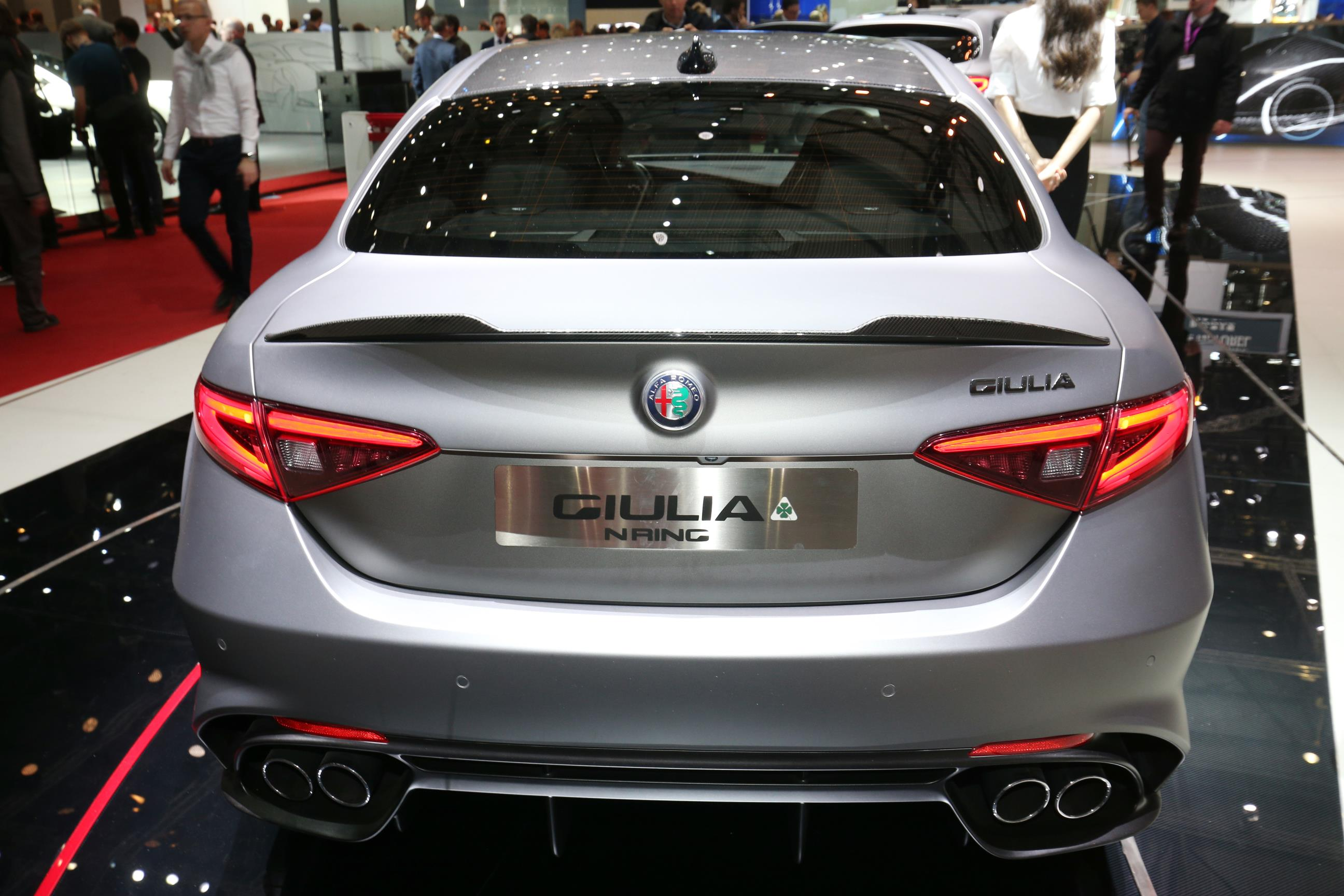 Geneva Motor Show 2018 Mega Gallery Part 1 (368)