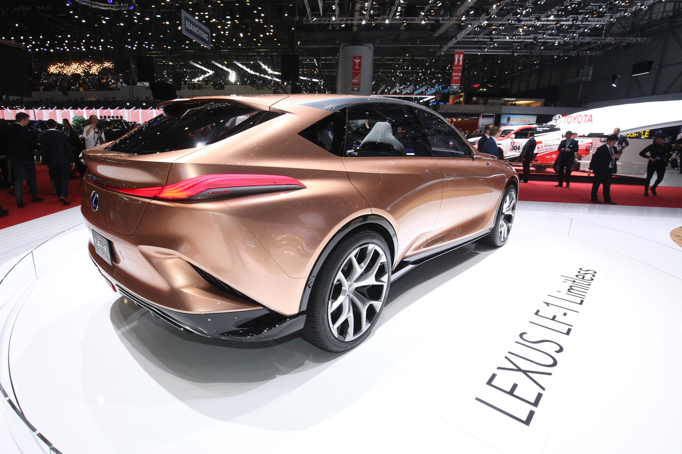 Geneva Motor Show 2018 Mega Gallery Part 1 (380)