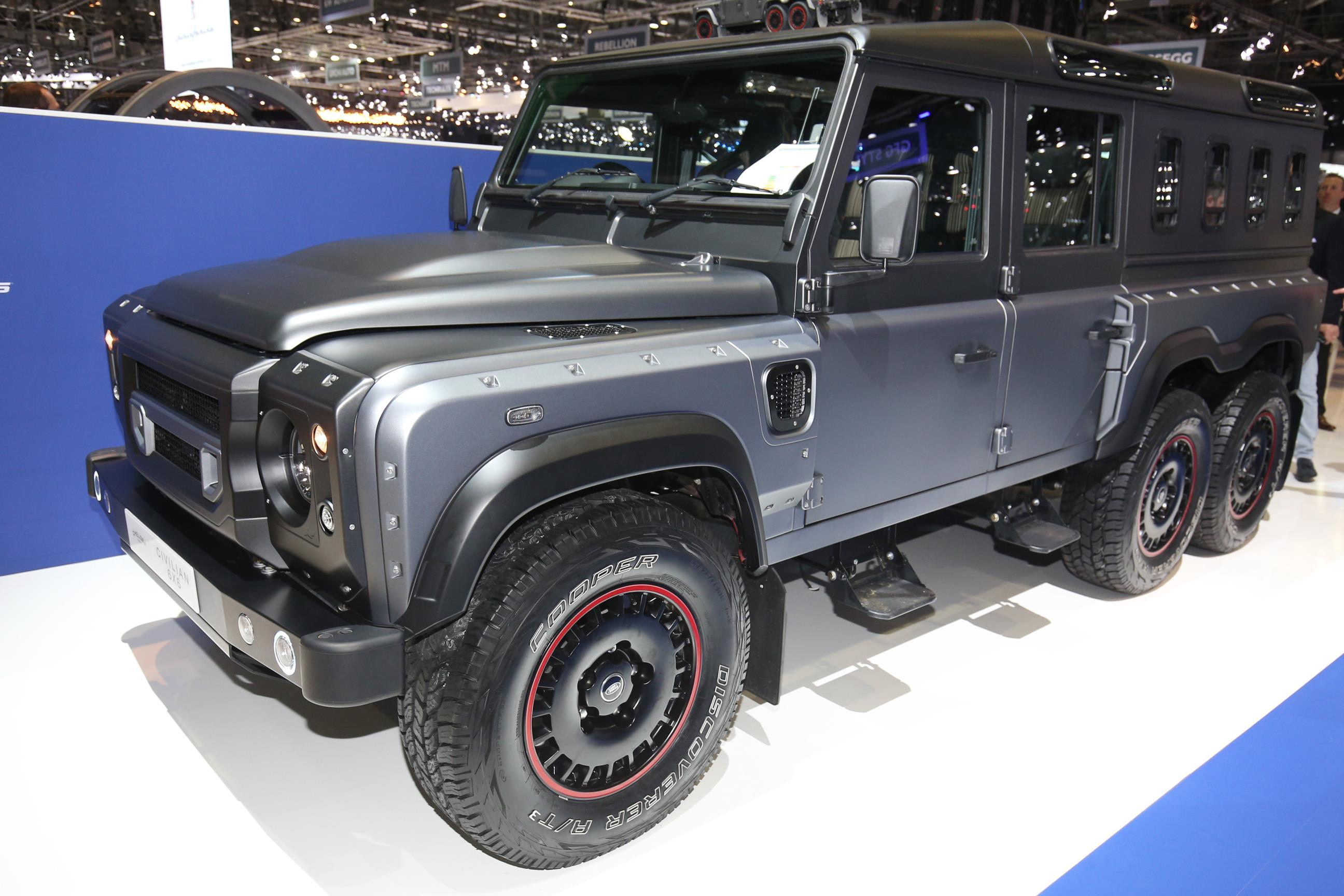Geneva Motor Show 2018 Mega Gallery Part 1 (389)
