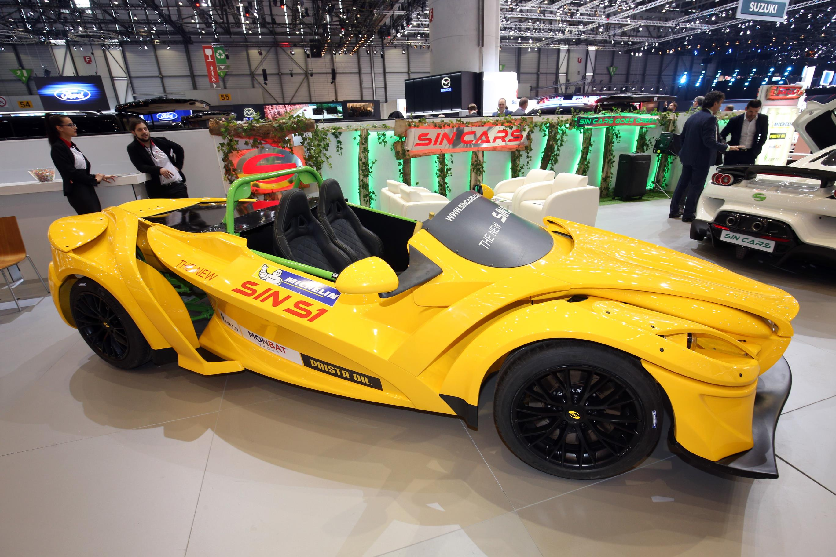 Geneva Motor Show 2018 Mega Gallery Part 1 (52)