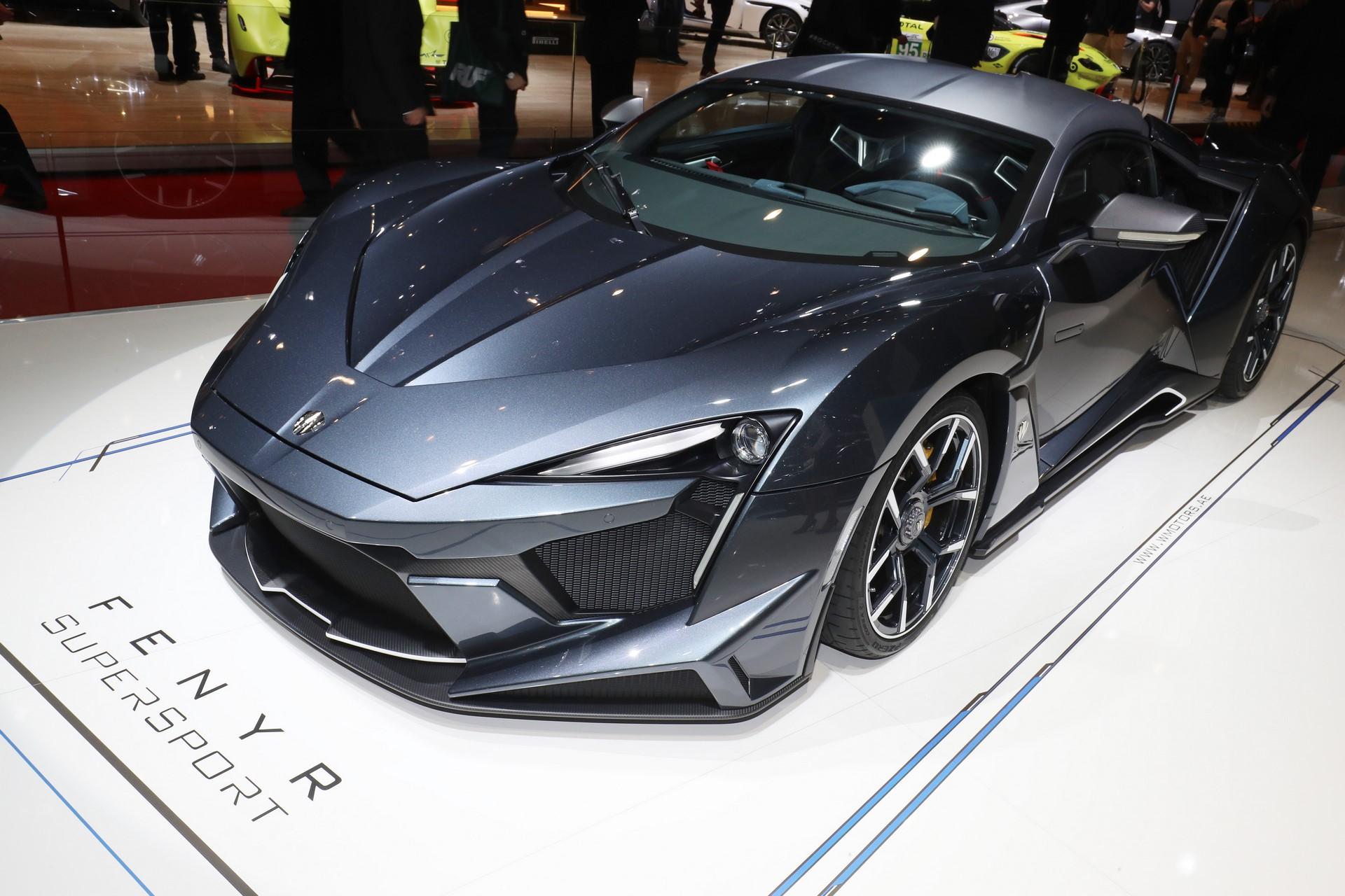 Geneva Motor Show 2018 Mega Gallery Part 2 (138)