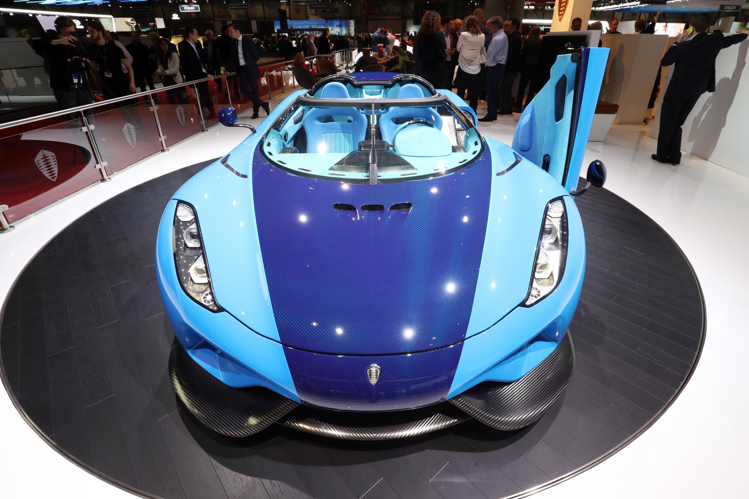 Geneva Motor Show 2018 Mega Gallery Part 2 (139)