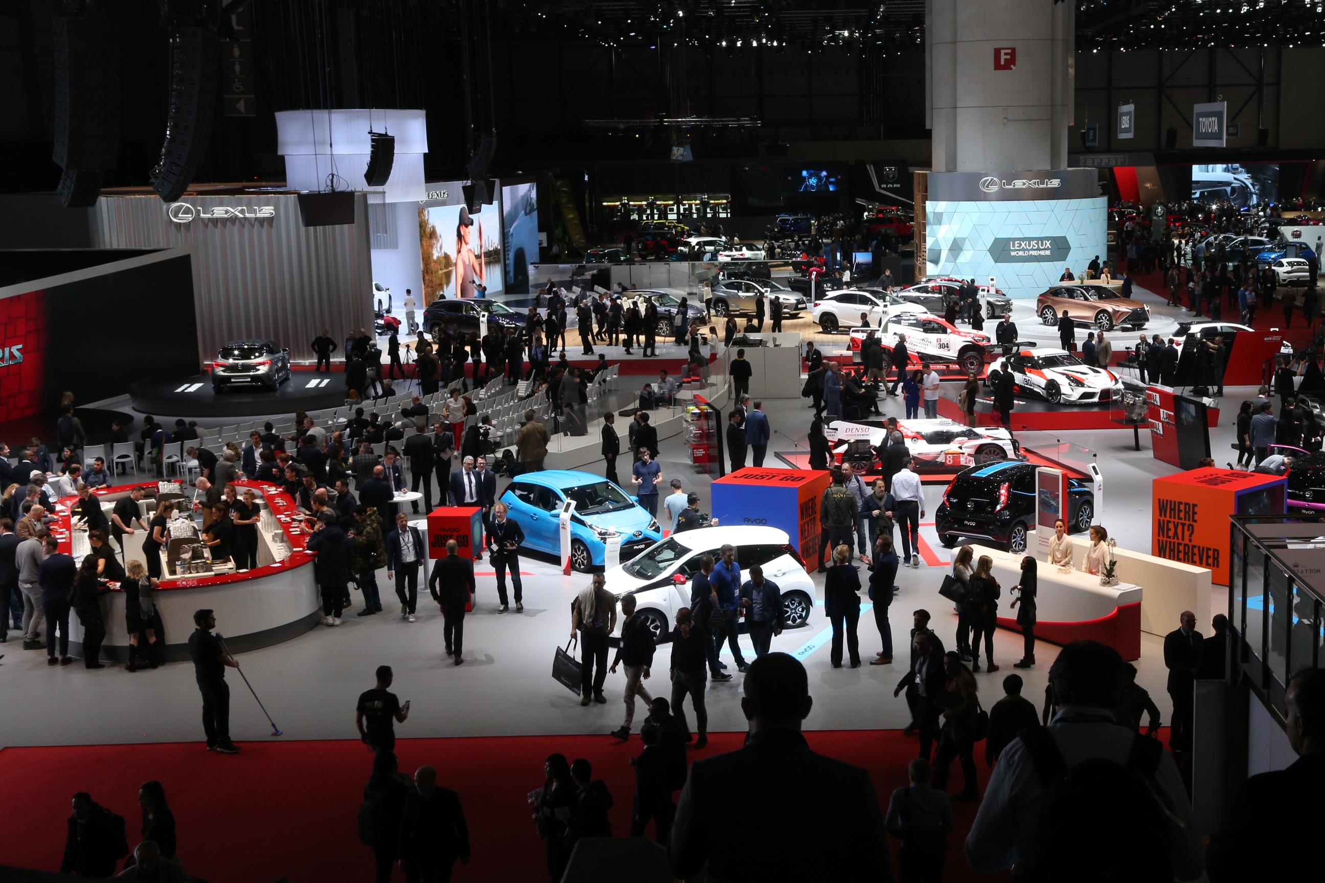 Geneva Motor Show 2018 Mega Gallery Part 2 (224)