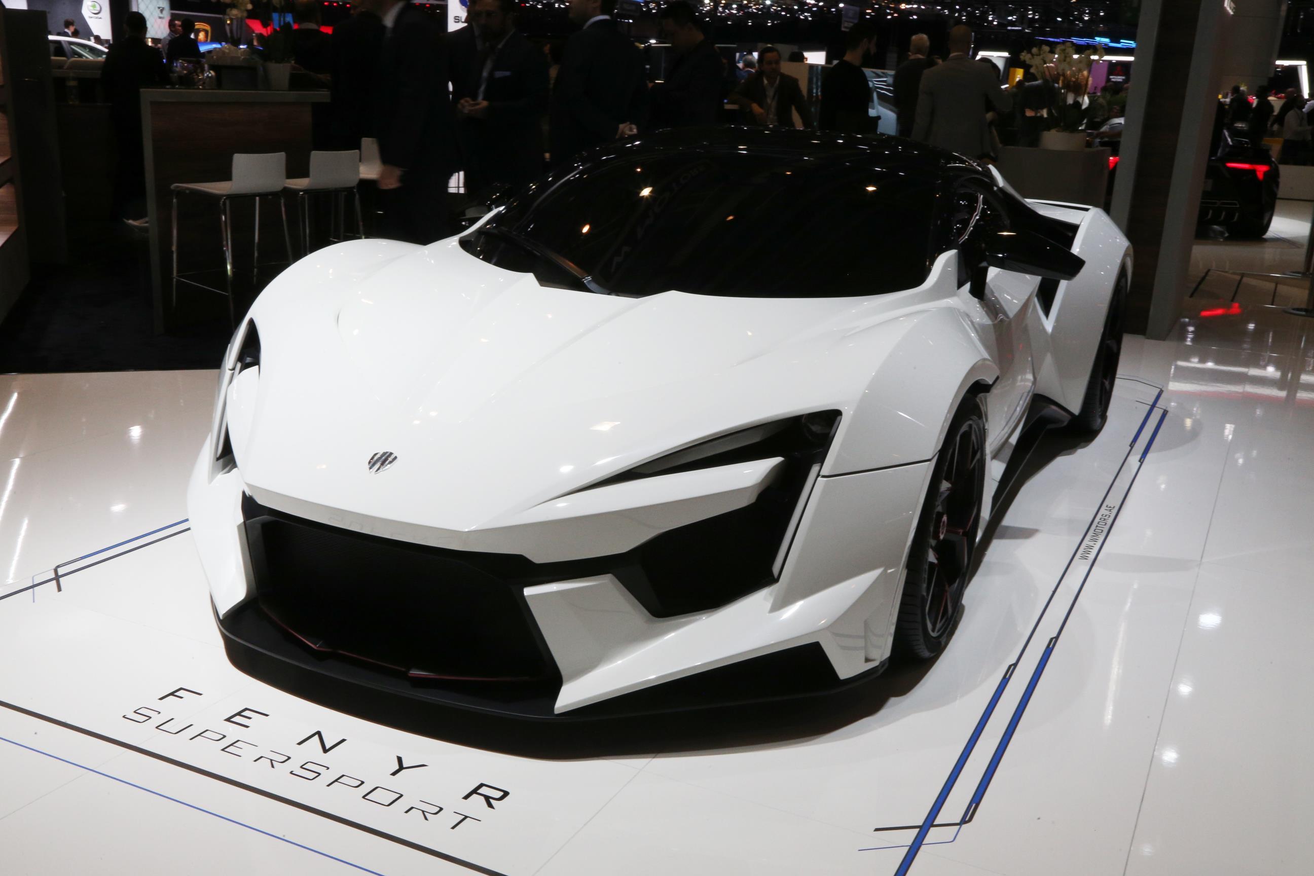 Geneva Motor Show 2018 Mega Gallery Part 2 (226)