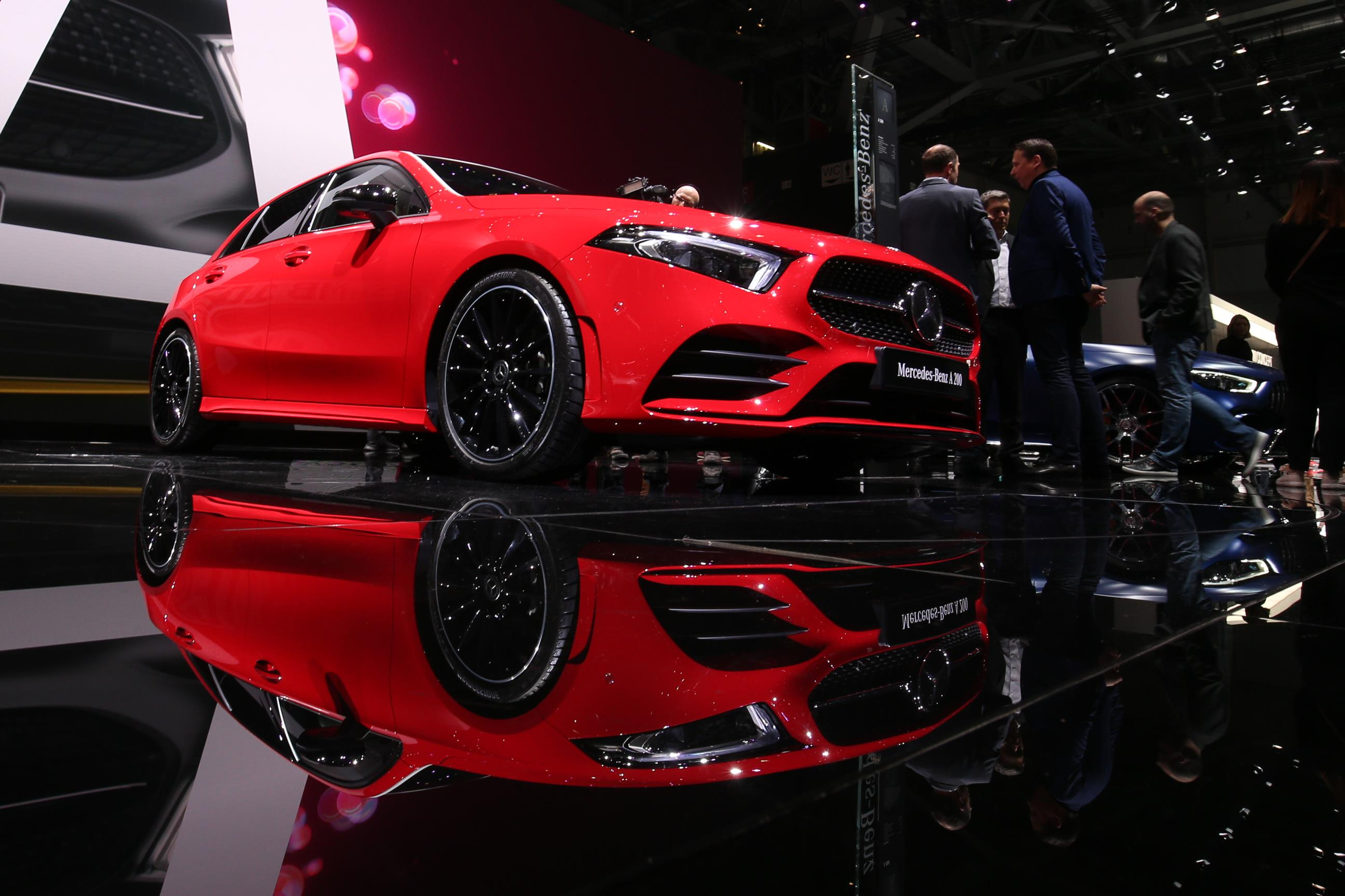 Geneva Motor Show 2018 Mega Gallery Part 2 (238)