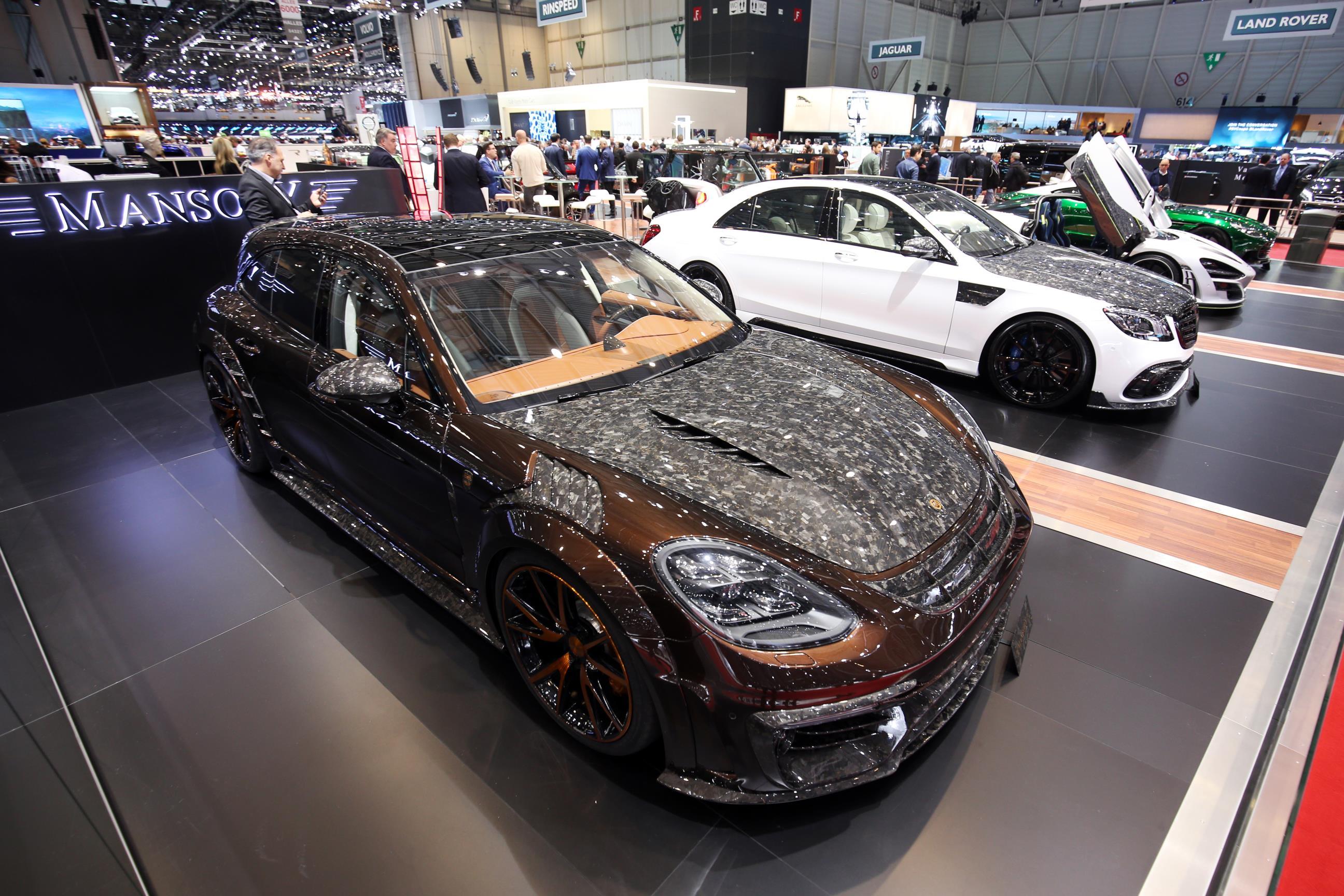 Geneva Motor Show 2018 Mega Gallery Part 2 (239)