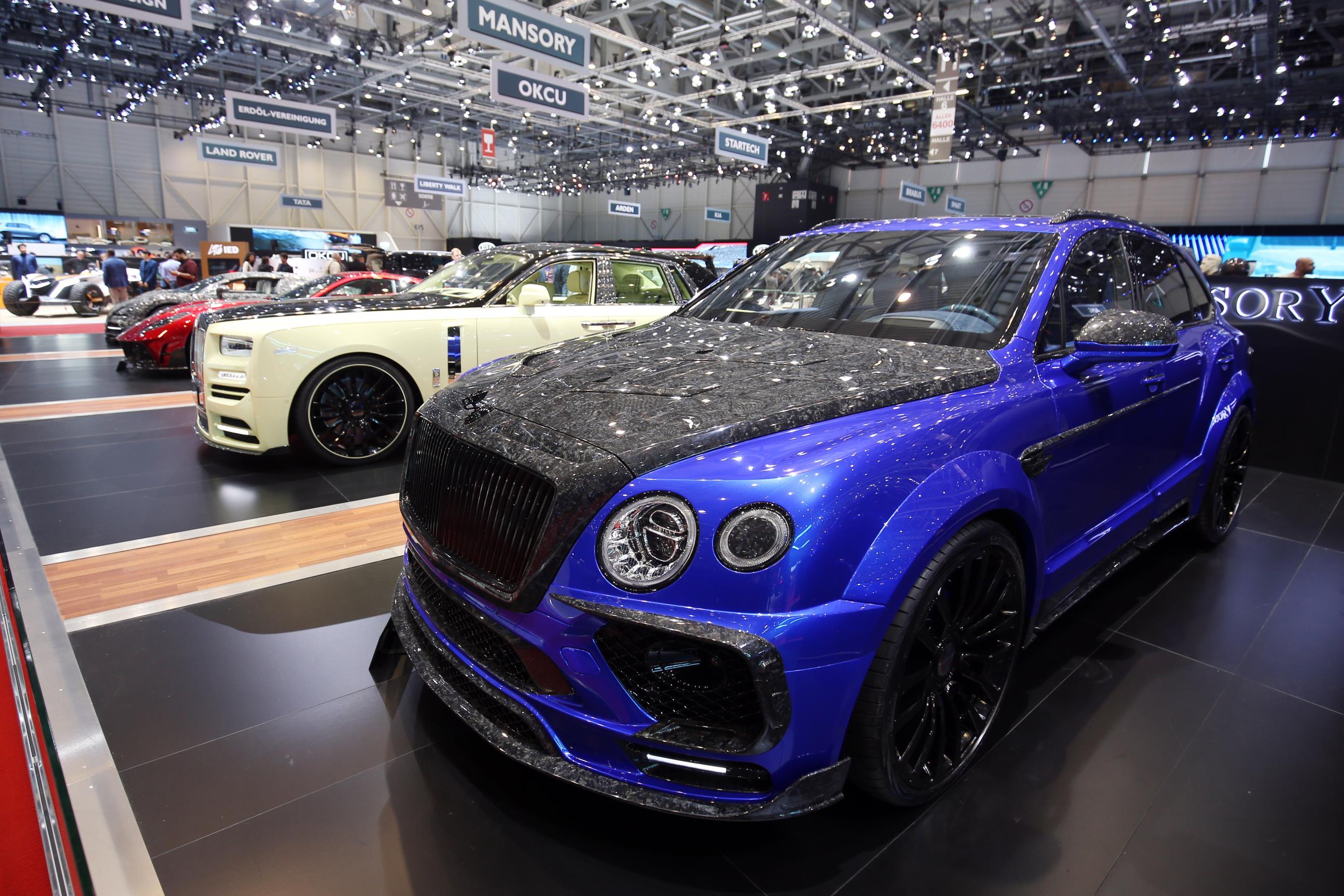 Geneva Motor Show 2018 Mega Gallery Part 2 (283)