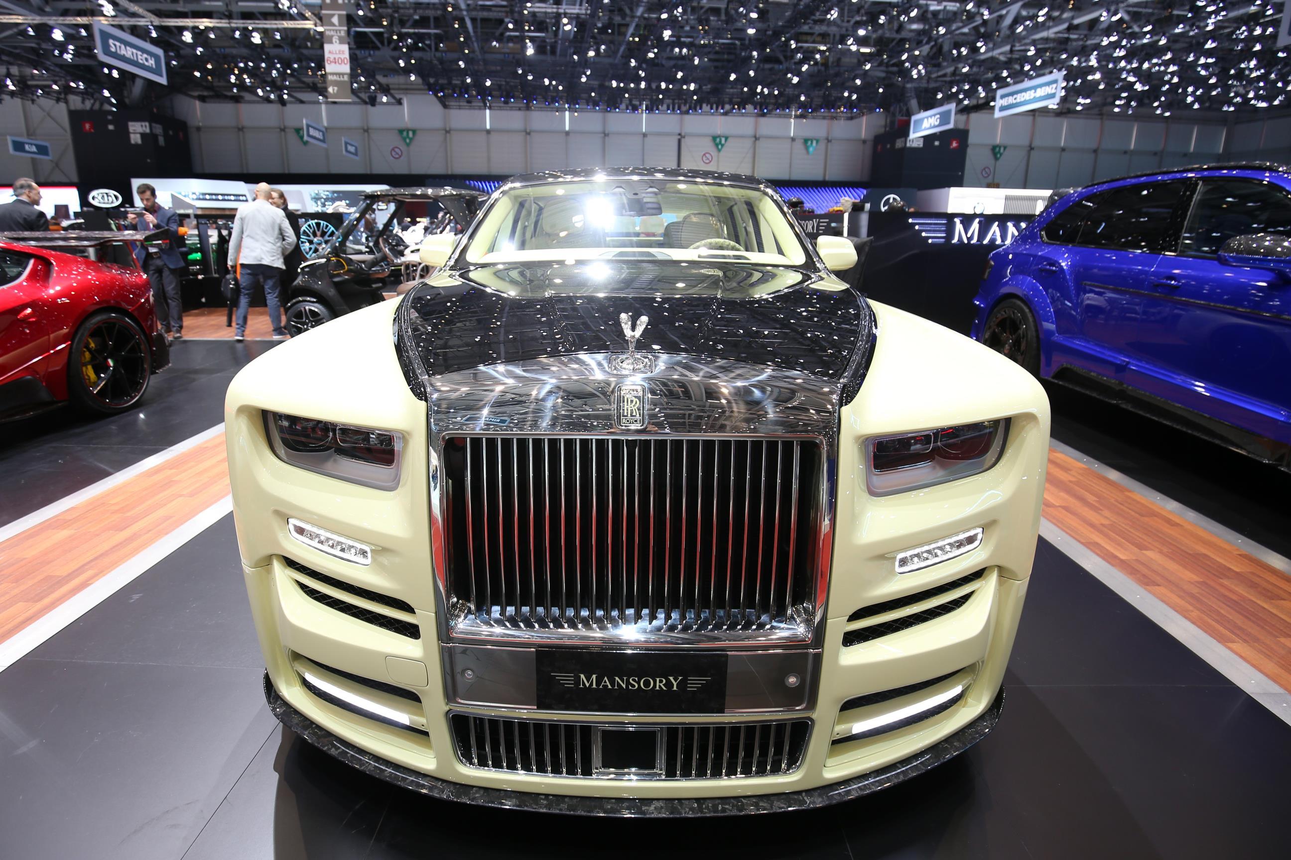 Geneva Motor Show 2018 Mega Gallery Part 2 (284)