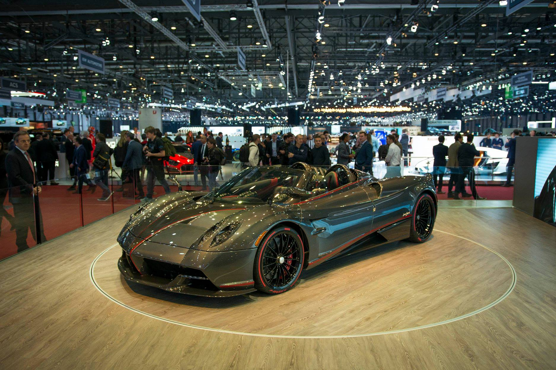 Geneva Motor Show 2018 Mega Gallery Part 2 (30)