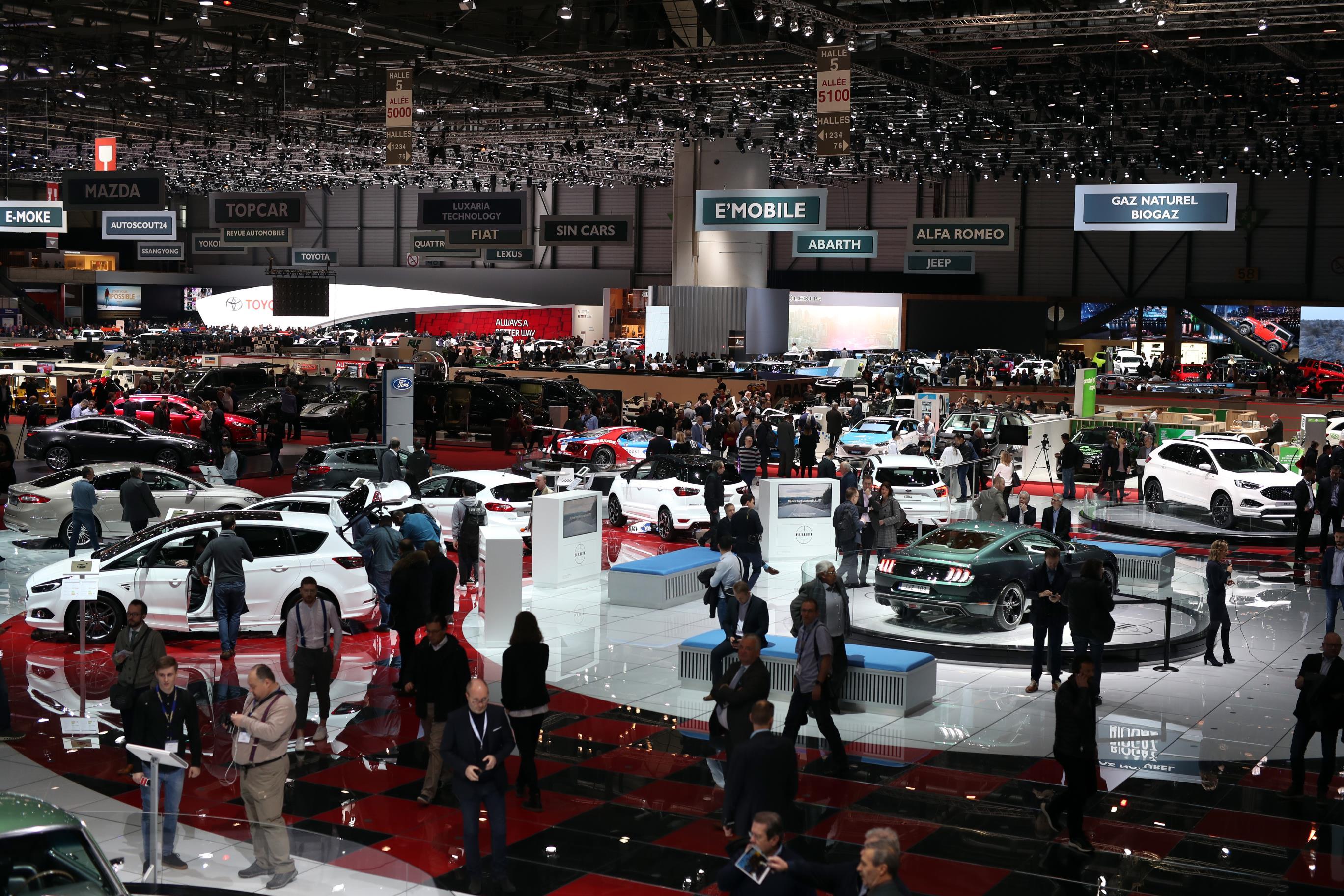 Geneva Motor Show 2018 Mega Gallery Part 2 (334)
