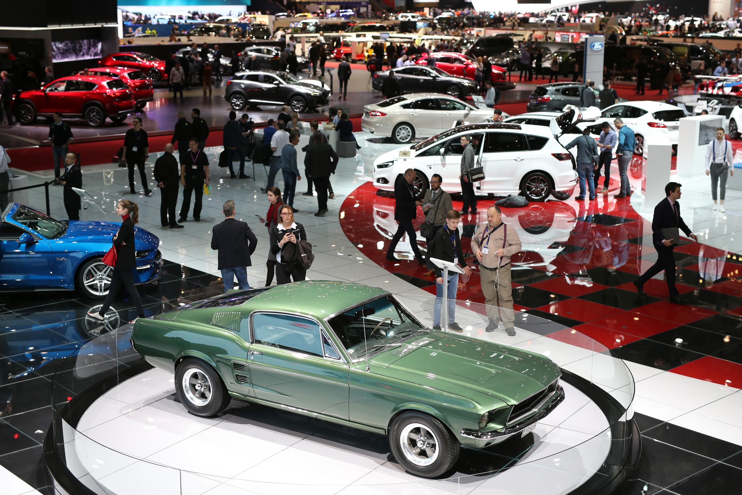 Geneva Motor Show 2018 Mega Gallery Part 2 (336)