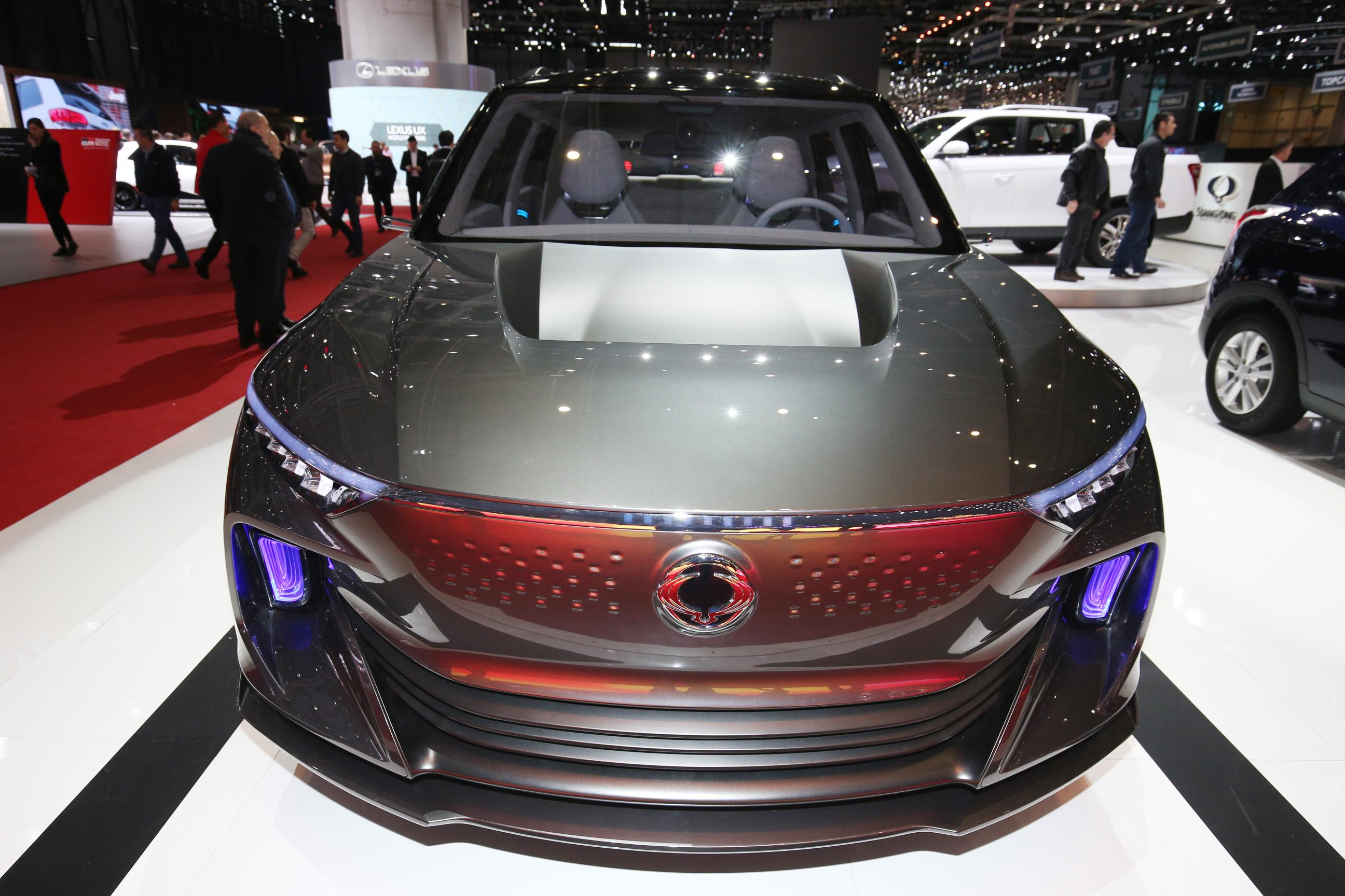 Geneva Motor Show 2018 Mega Gallery Part 2 (358)