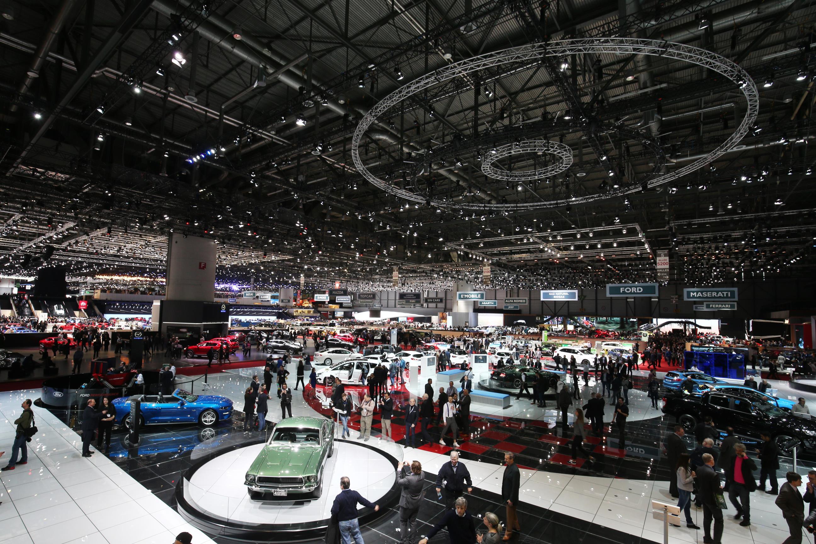 Geneva Motor Show 2018 Mega Gallery Part 2 (401)