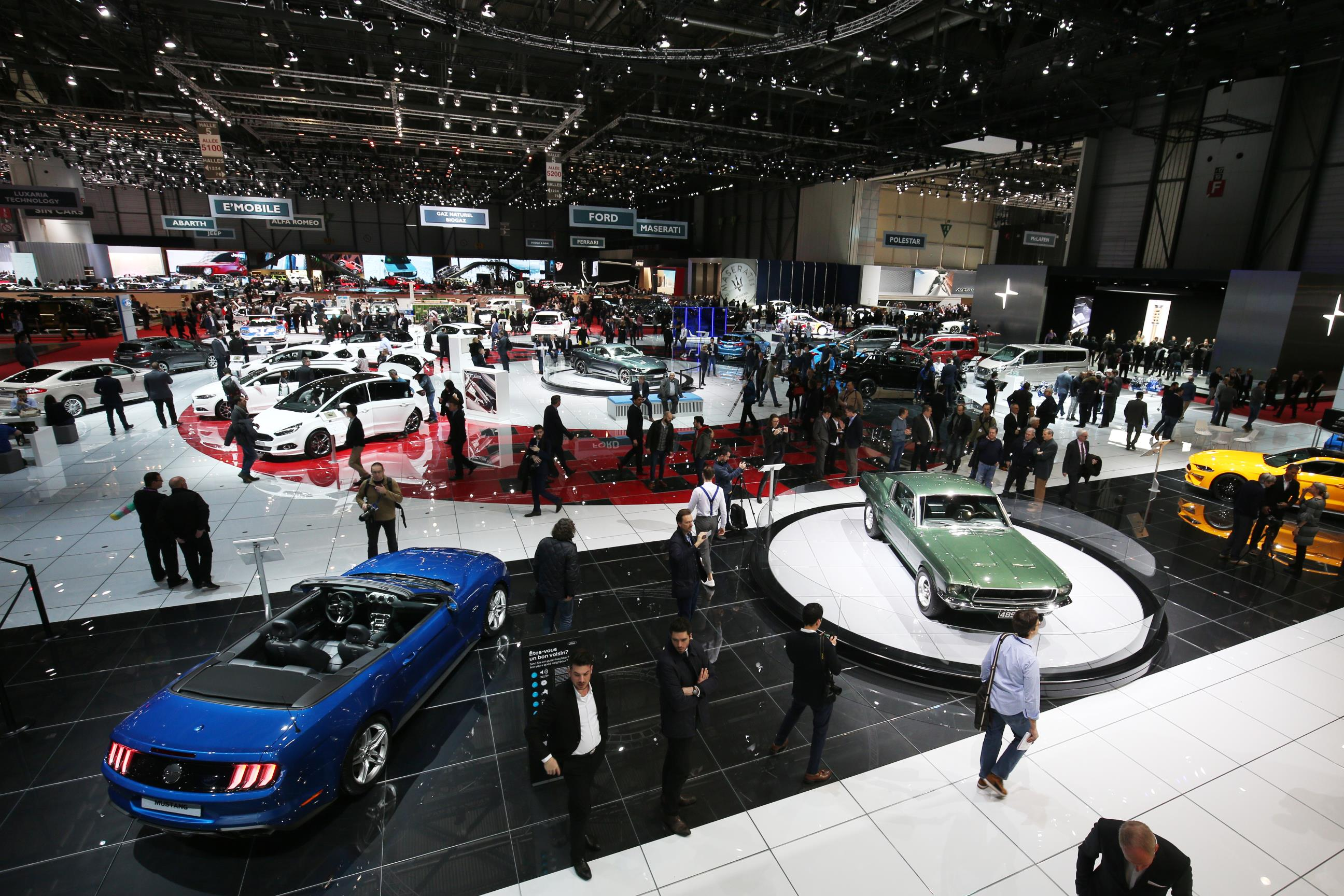 Geneva Motor Show 2018 Mega Gallery Part 2 (402)