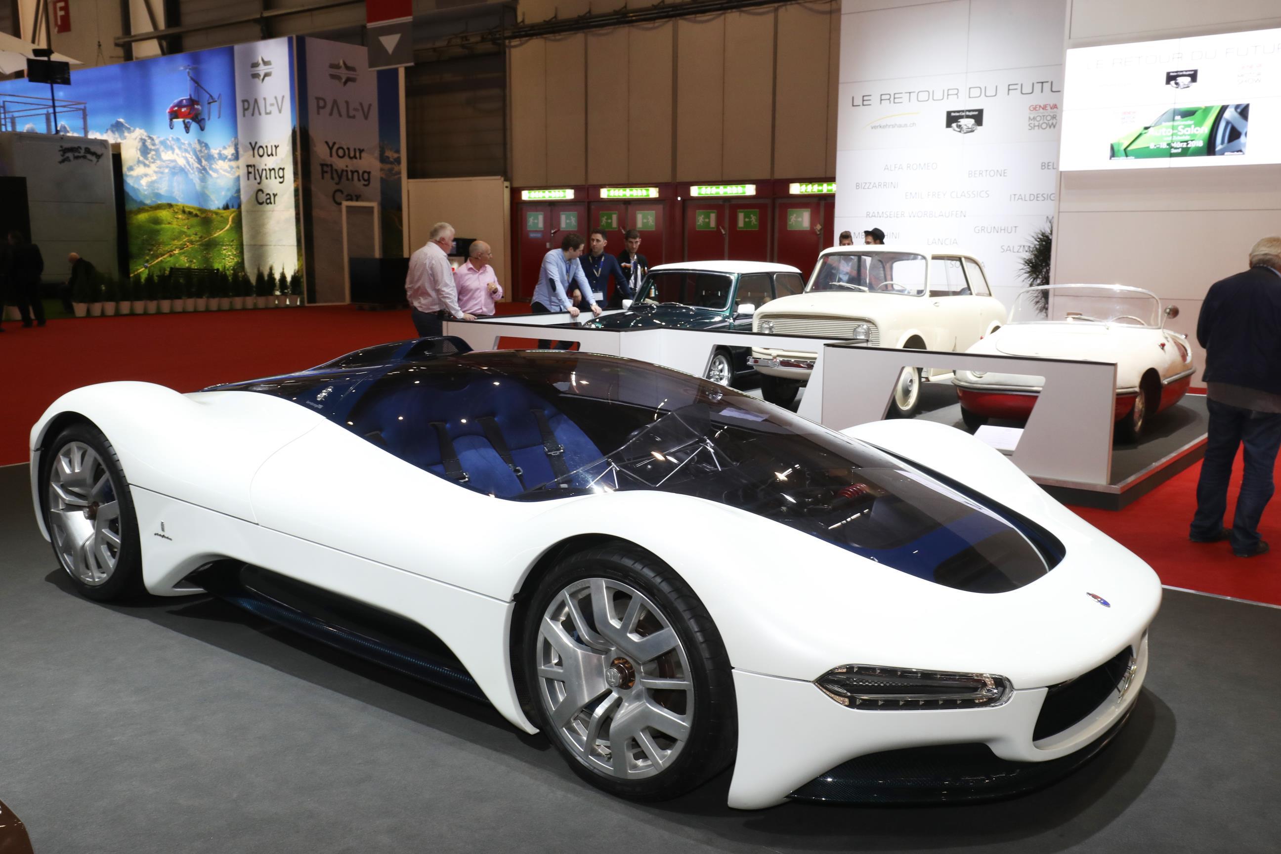 Geneva Motor Show 2018 Mega Gallery Part 2 (412)