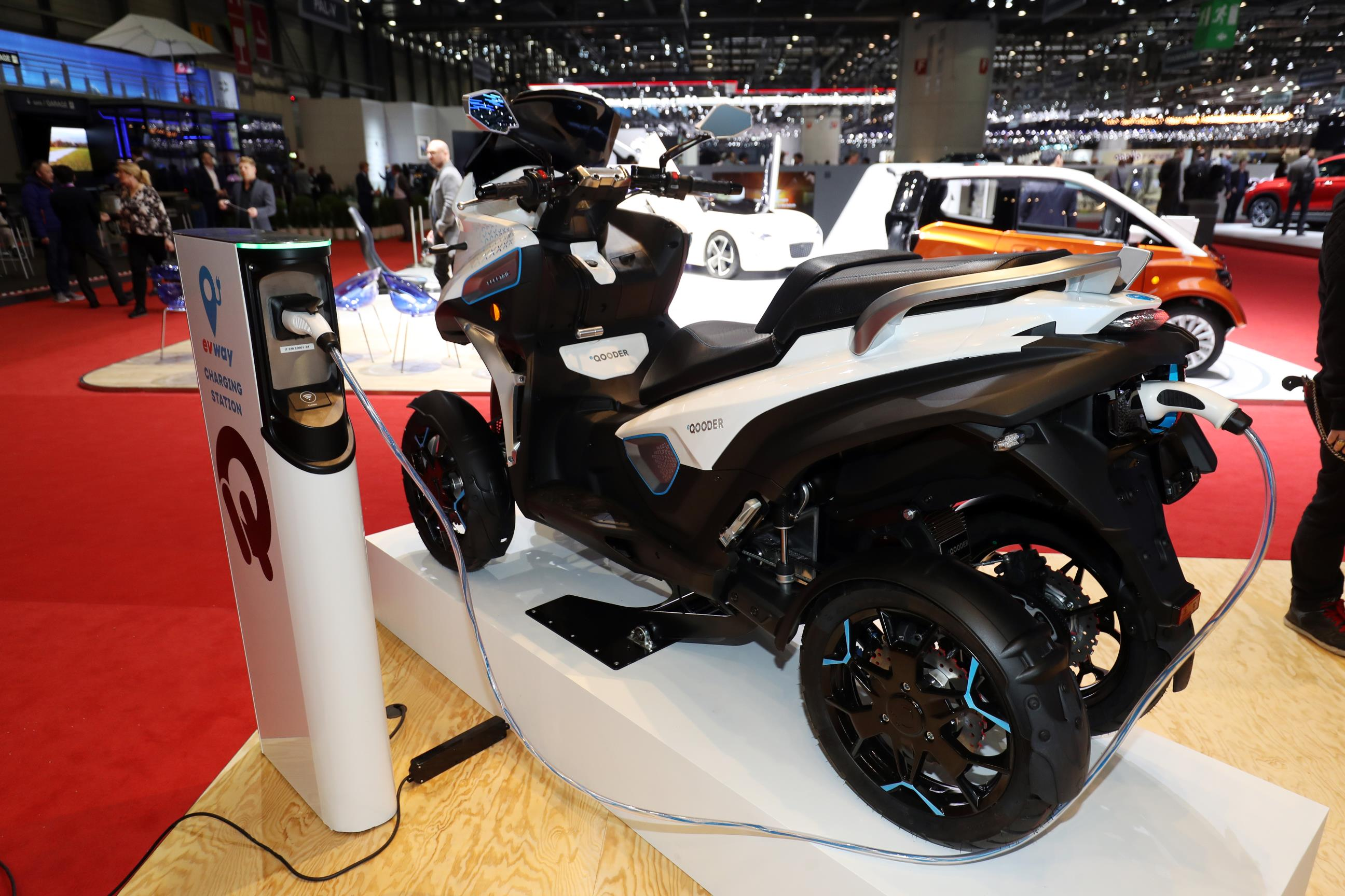 Geneva Motor Show 2018 Mega Gallery Part 2 (438)