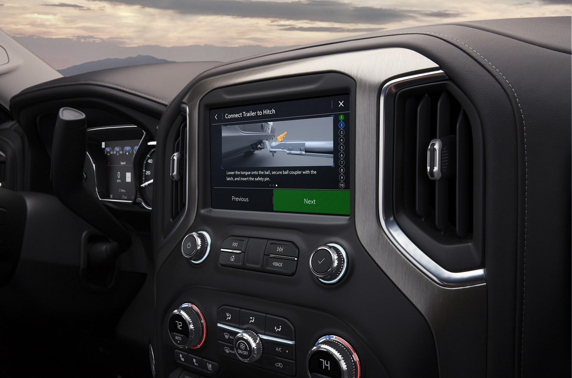 2019 GMC Sierra Denali ProGrade Trailering System