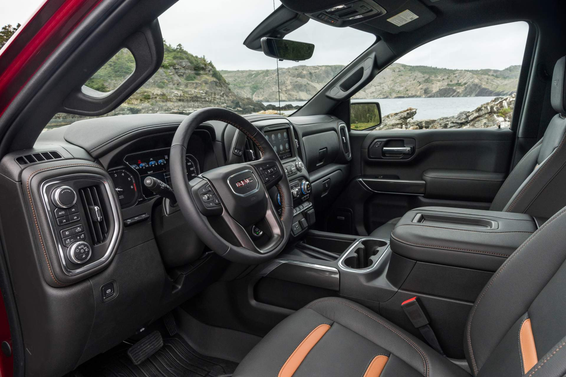 GMC Sierra AT4 Off-Road Performance Package 2019 (16)