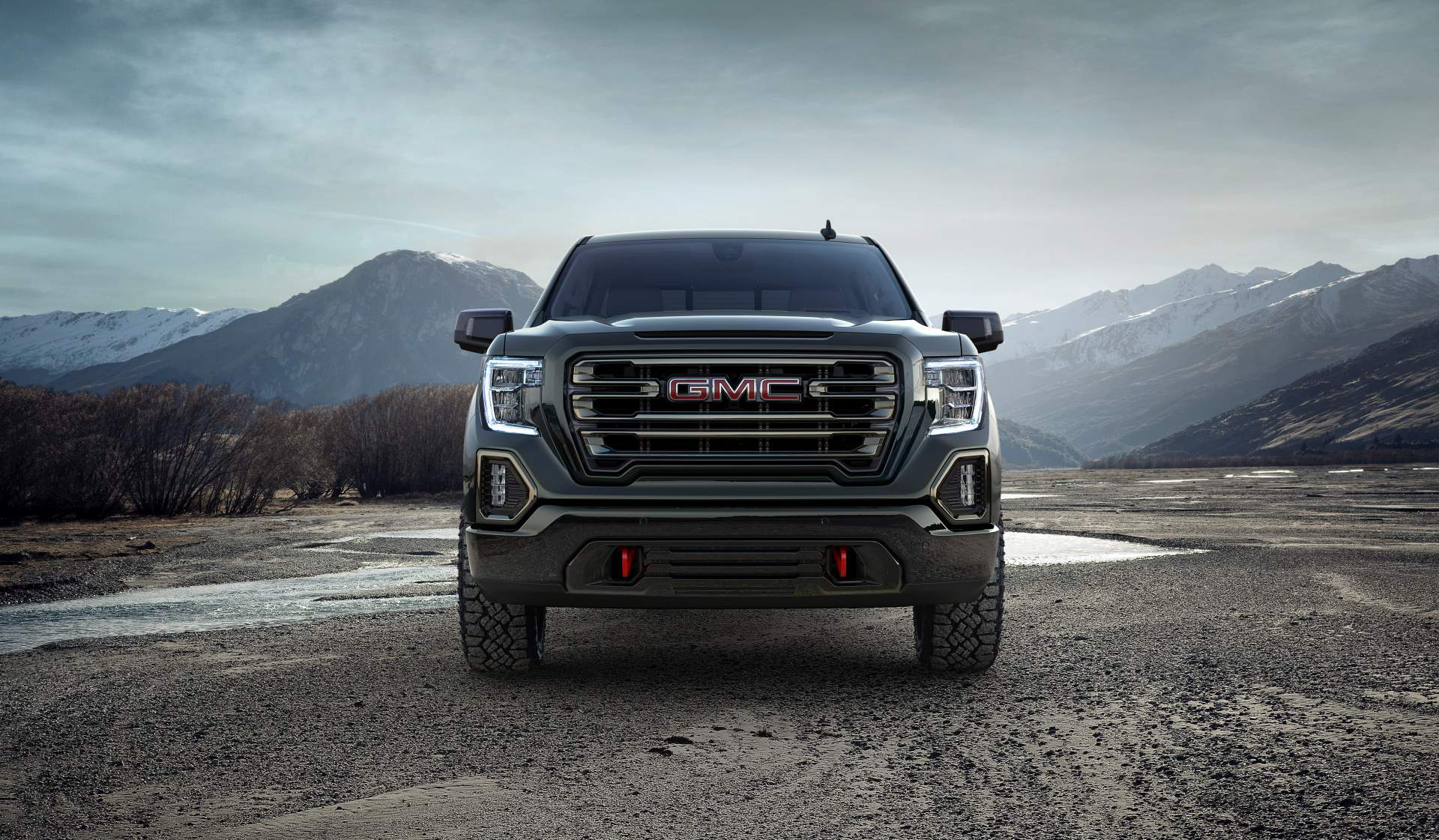 GMC Sierra AT4 Off-Road Performance Package 2019 (18)