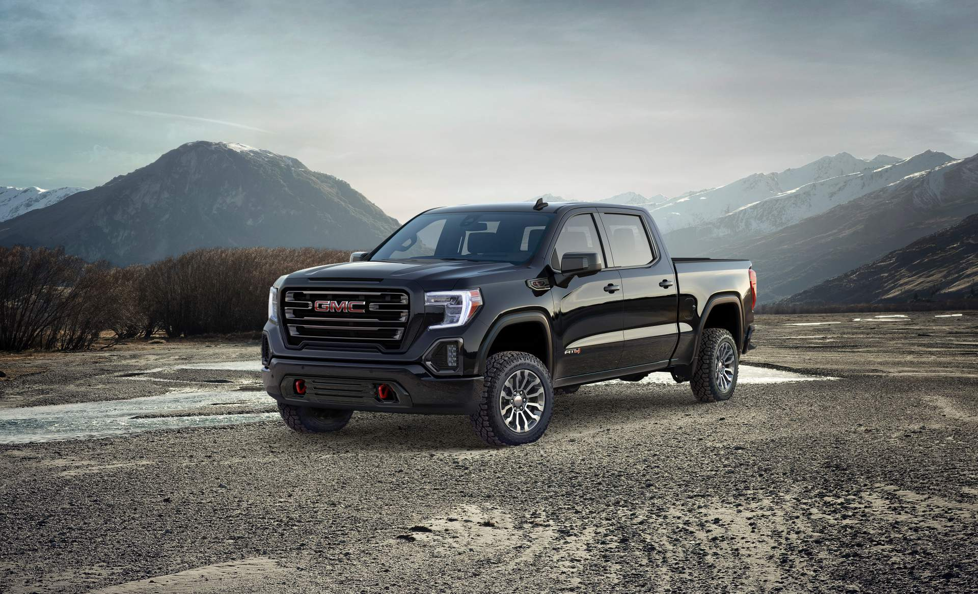GMC Sierra AT4 Off-Road Performance Package 2019 (19)