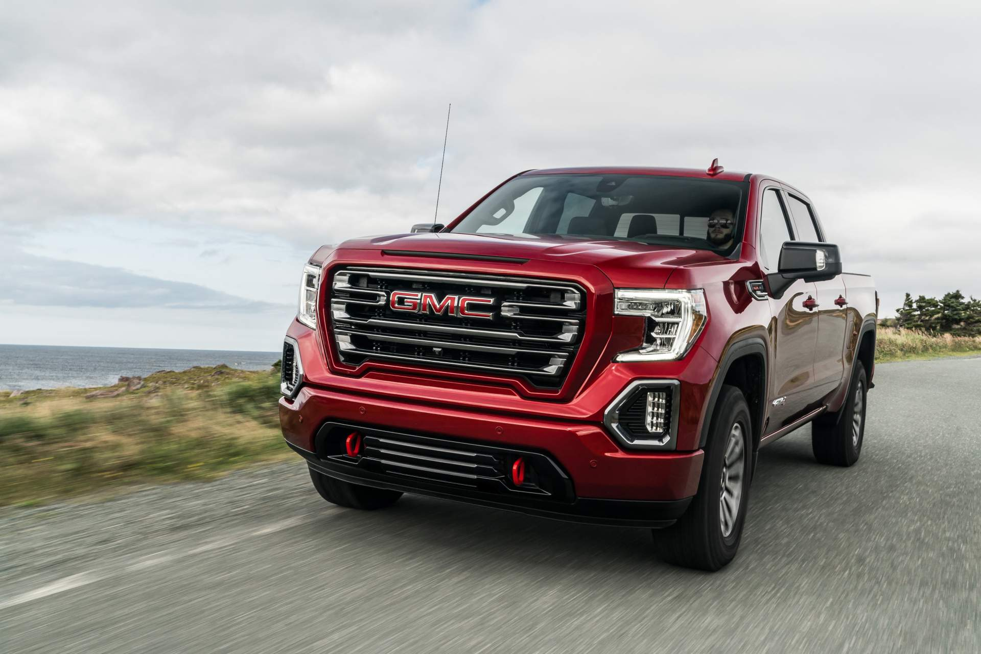 GMC Sierra AT4 Off-Road Performance Package 2019 (2)