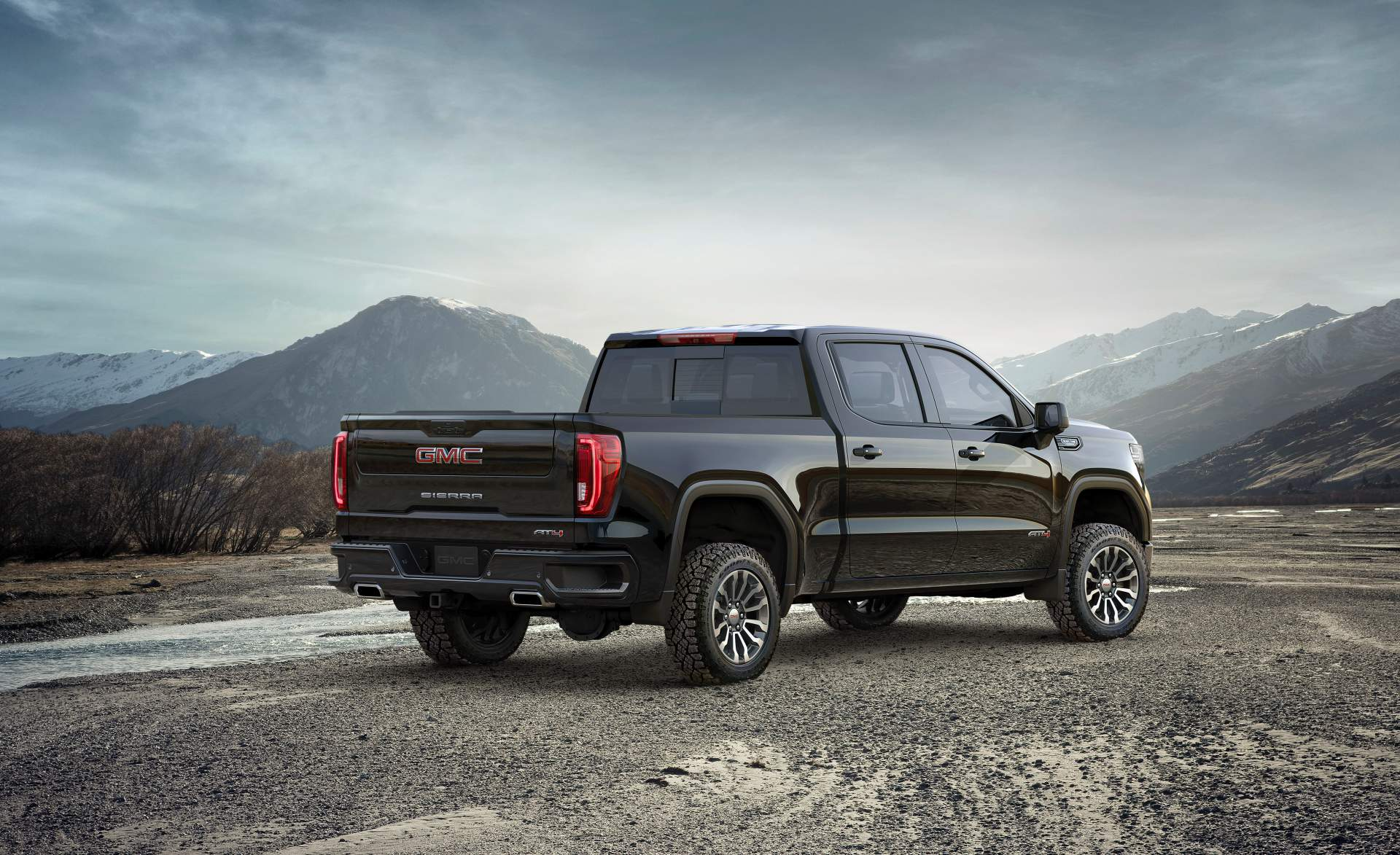 GMC Sierra AT4 Off-Road Performance Package 2019 (20)