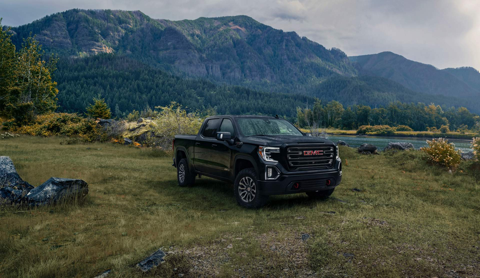 GMC Sierra AT4 Off-Road Performance Package 2019 (21)