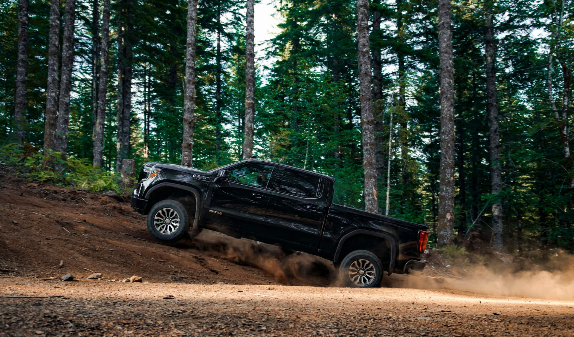 GMC Sierra AT4 Off-Road Performance Package 2019 (23)