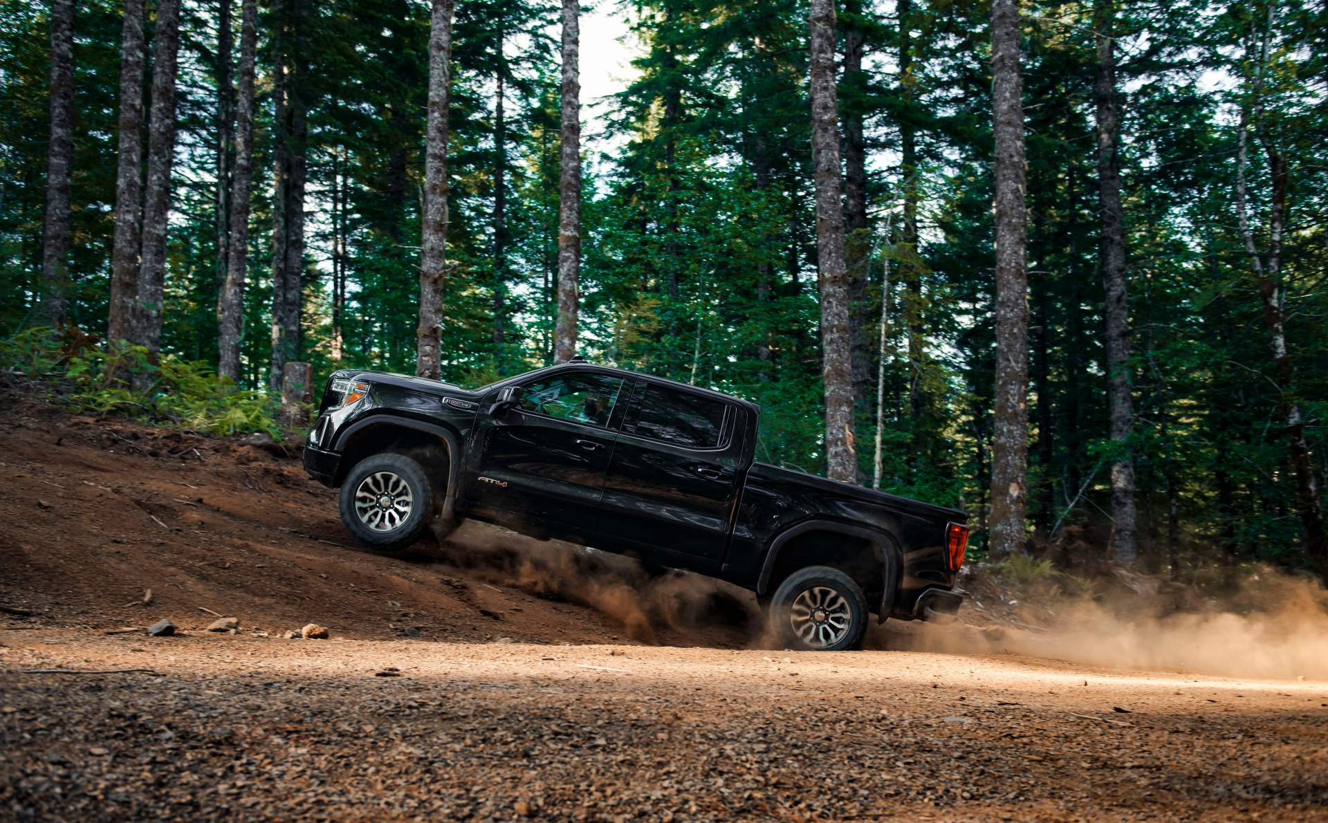 GMC Sierra AT4 Off-Road Performance Package 2019 (24)