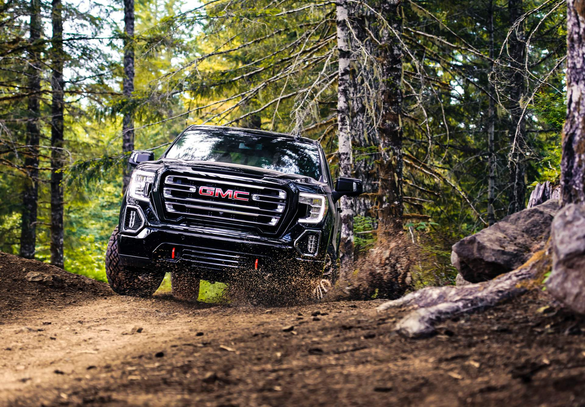 GMC Sierra AT4 Off-Road Performance Package 2019 (25)