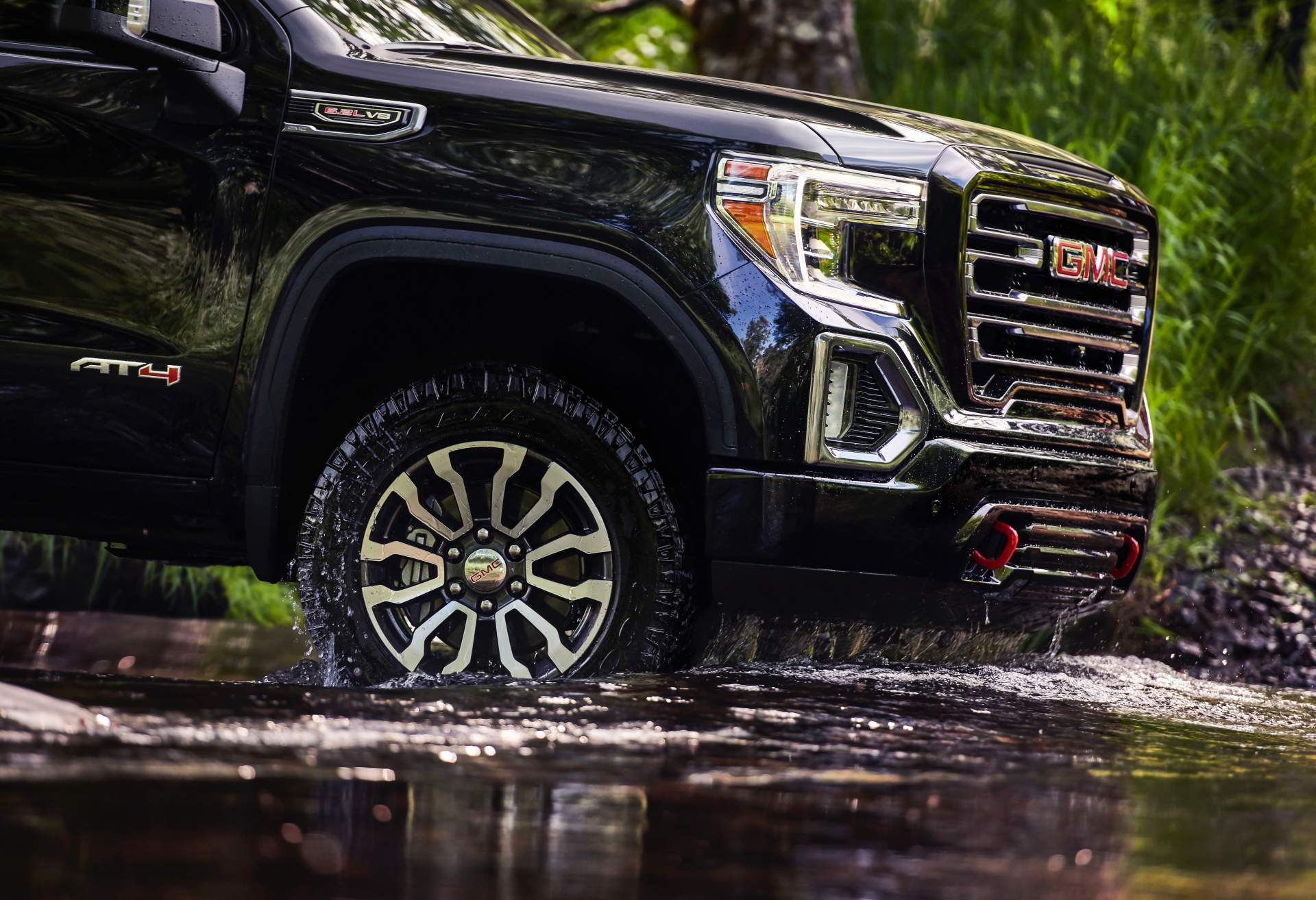 GMC Sierra AT4 Off-Road Performance Package 2019 (26)