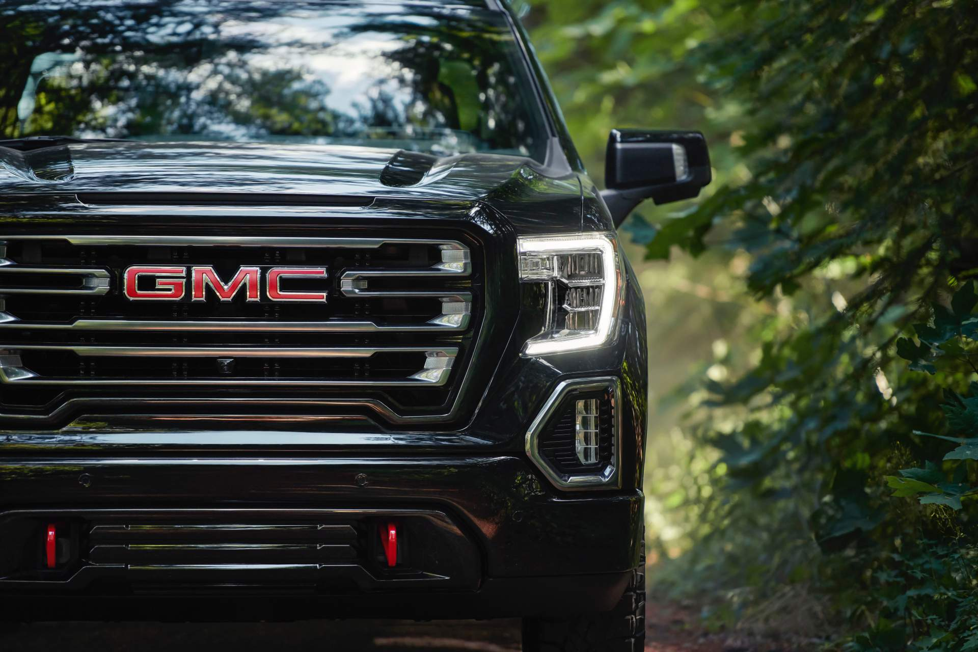 GMC Sierra AT4 Off-Road Performance Package 2019 (27)