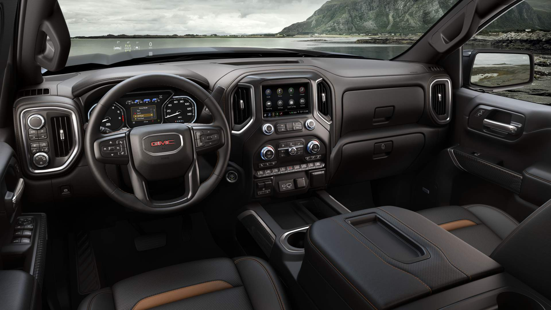 GMC Sierra AT4 Off-Road Performance Package 2019 (30)