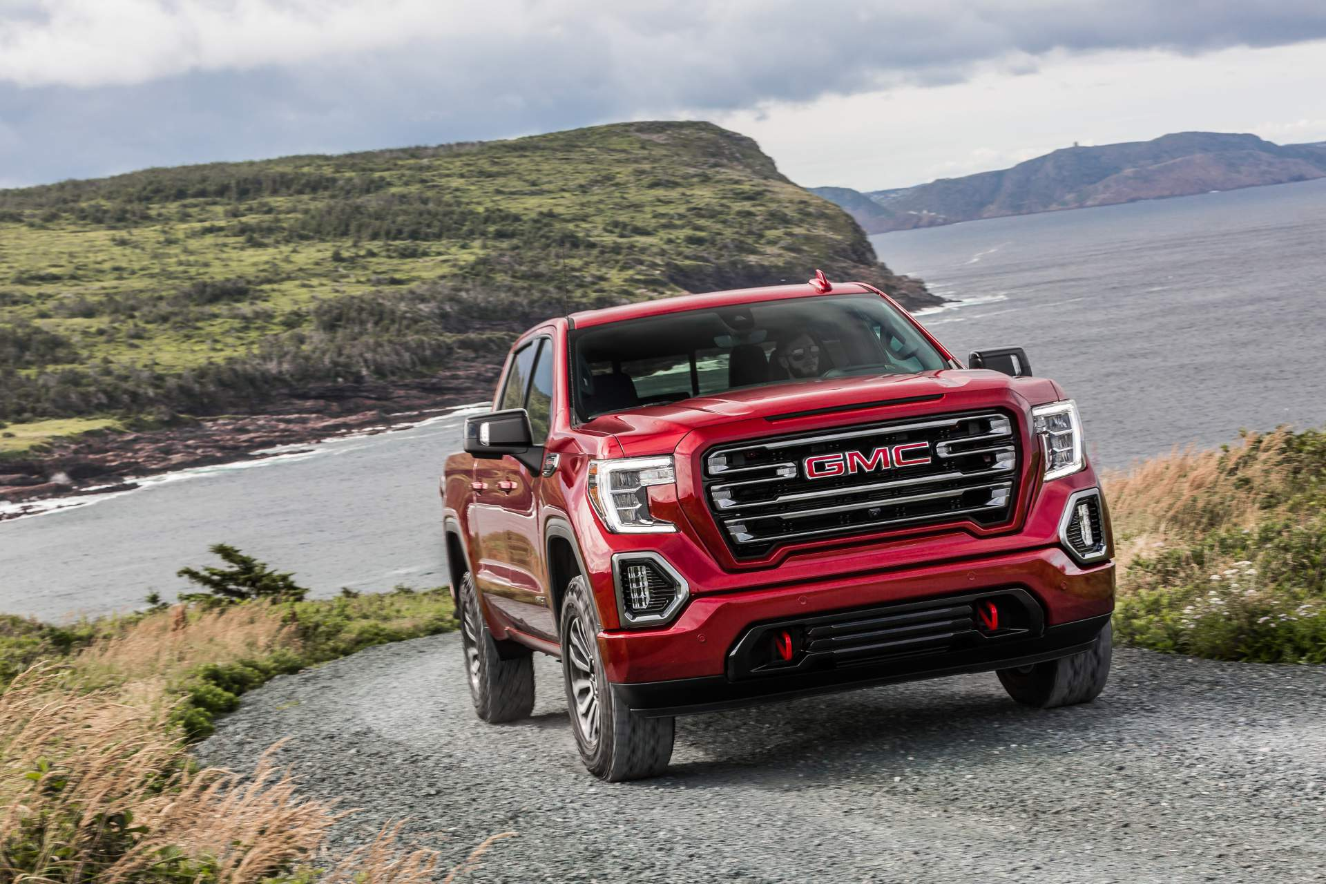 GMC Sierra AT4 Off-Road Performance Package 2019 (5)