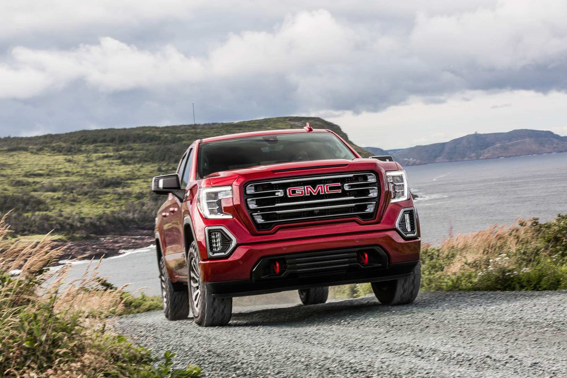 GMC Sierra AT4 Off-Road Performance Package 2019 (6)
