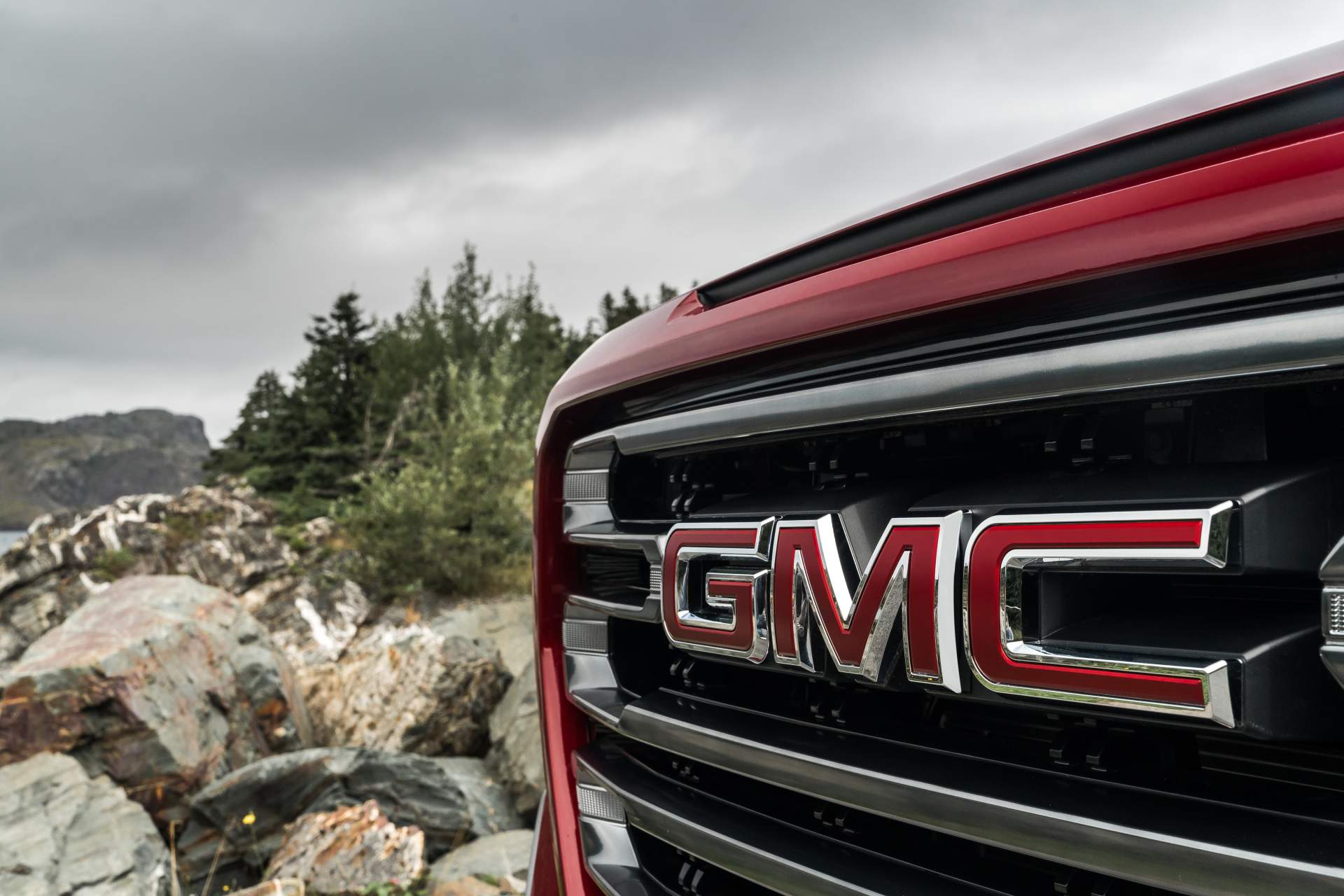 GMC Sierra AT4 Off-Road Performance Package 2019 (9)