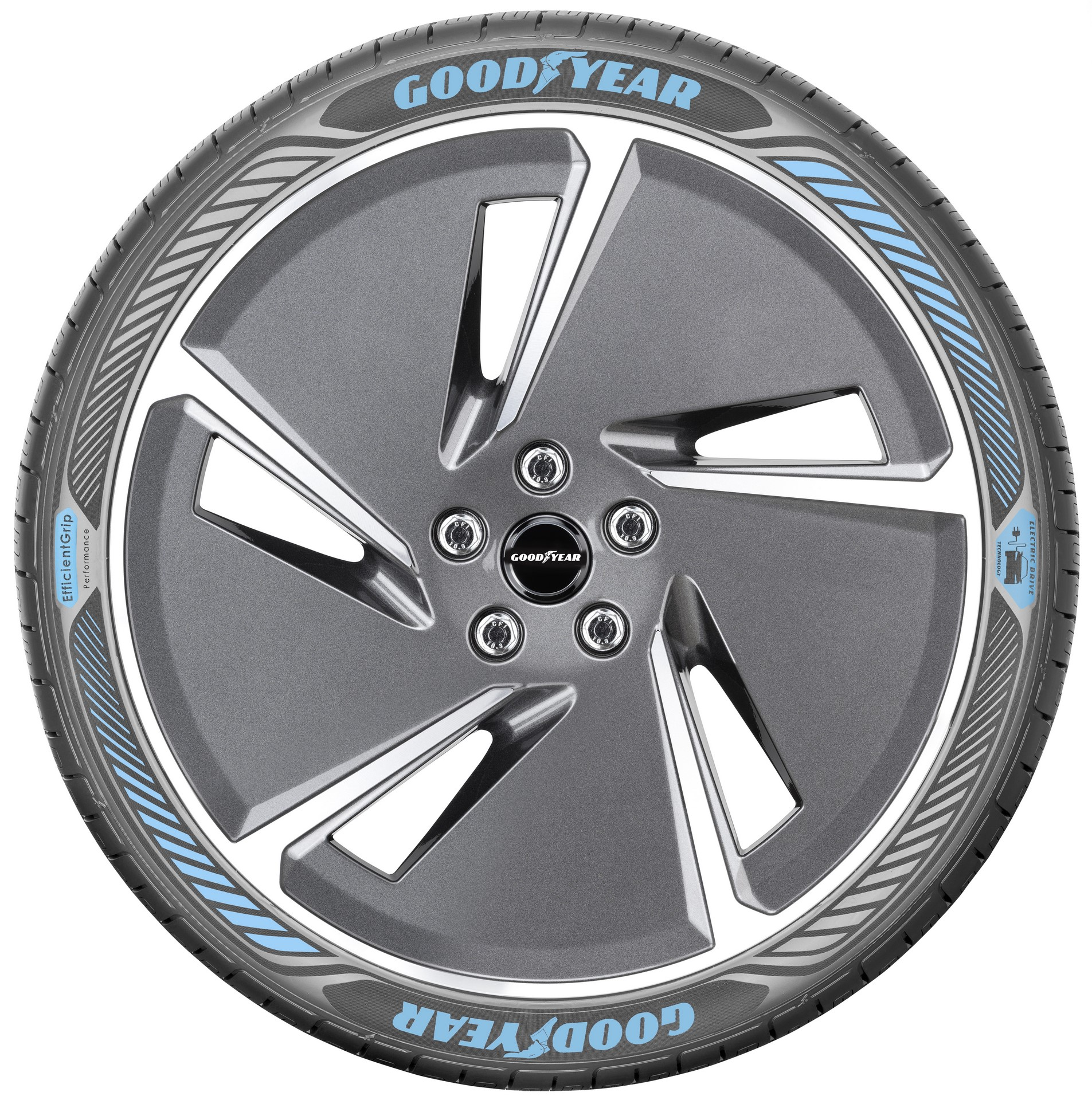Goodyear EfficientGrip Performance prototype (4)