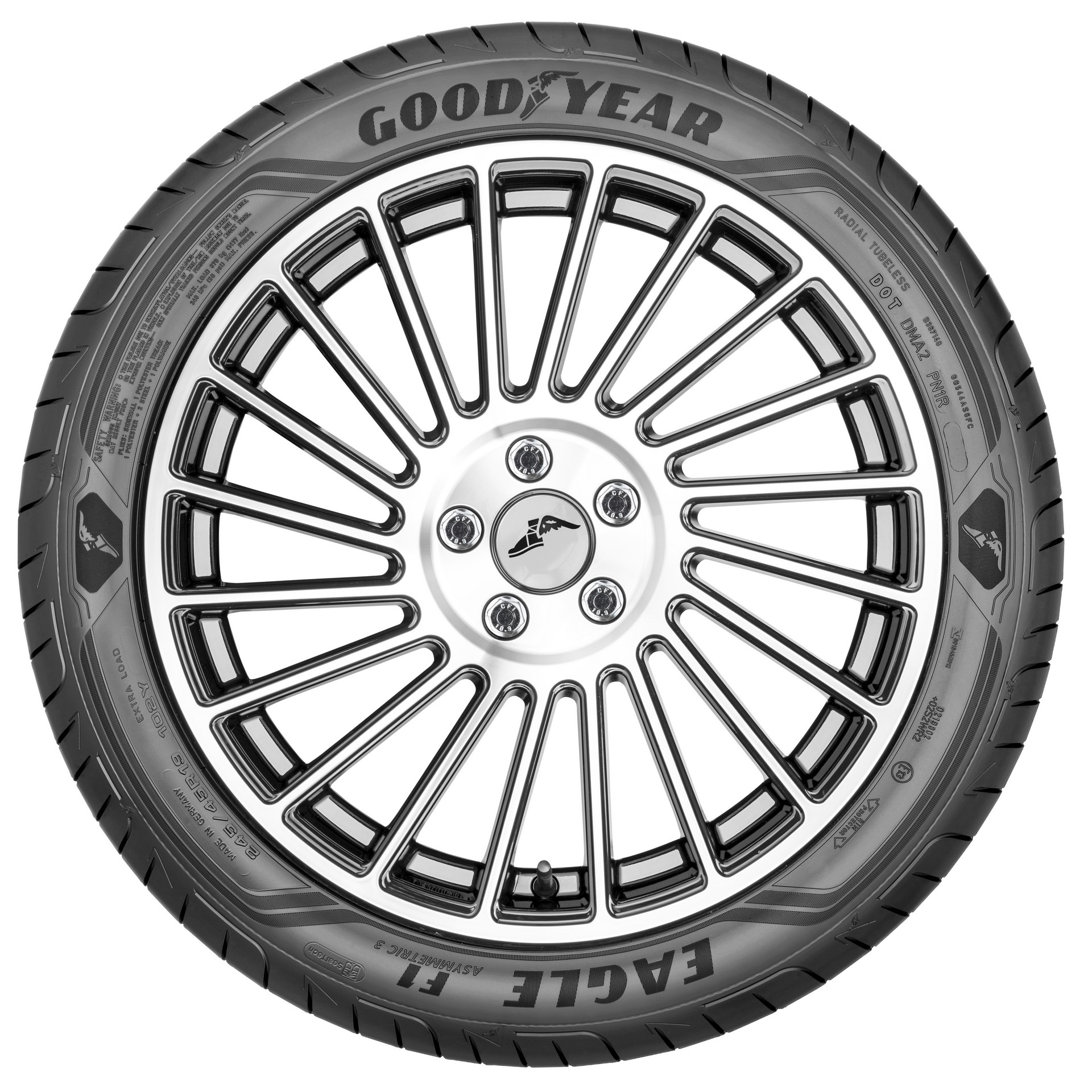 Goodyear Intelligent Tire (4)