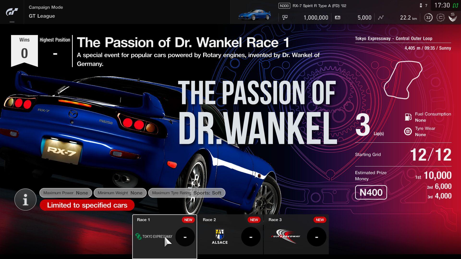Gran Turismo Sport September Update (2)