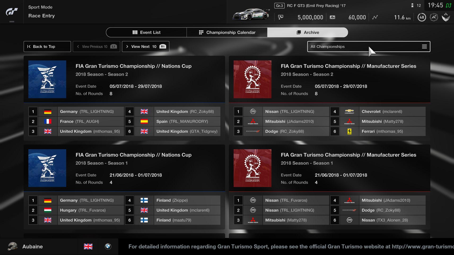 Gran Turismo Sport update August 2018 (36)