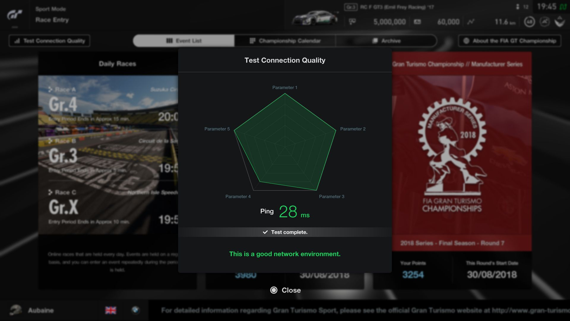 Gran Turismo Sport update August 2018 (4)