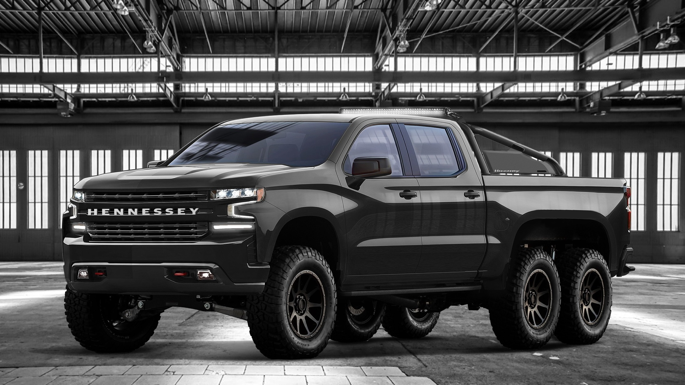 Hennessey Goliath 6x6 (5)