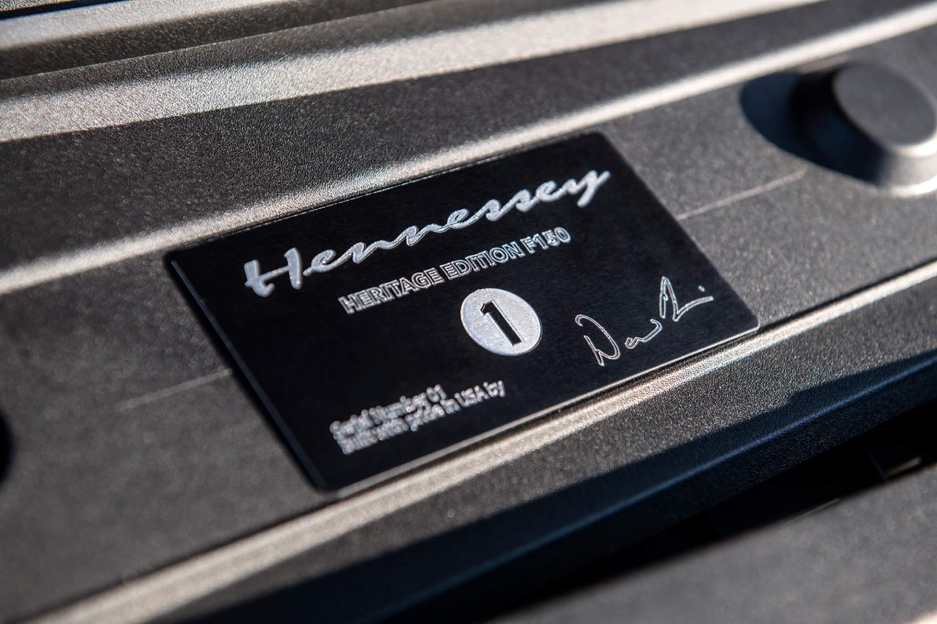 Hennessey Heritage Edition F-150 (22)