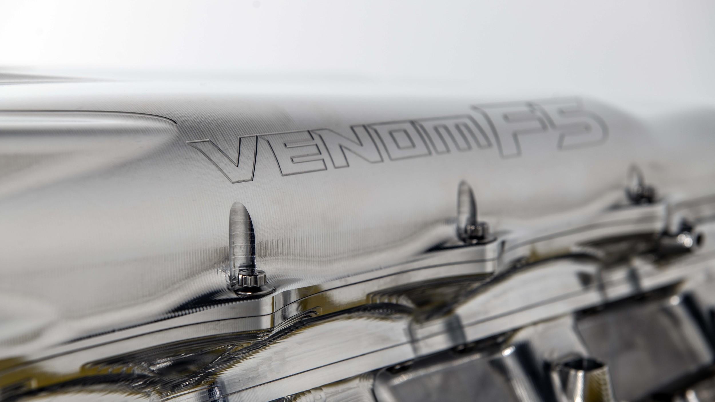 Hennessey Venom F5 engine (6)