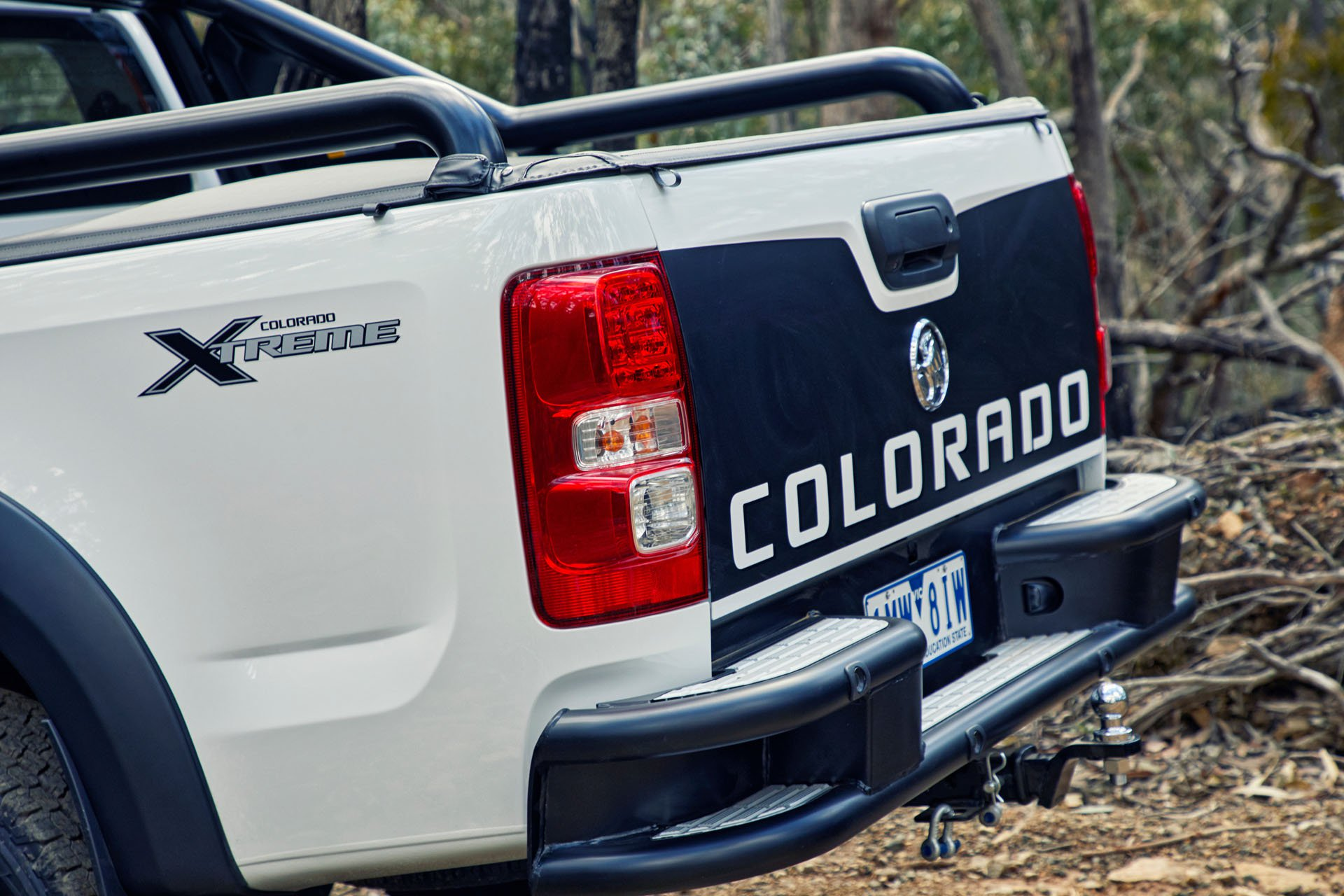 Holden Colorado Z71 Xtreme 2019 1