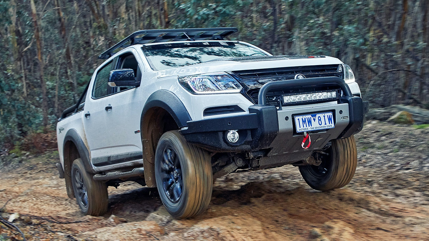 Holden Colorado Z71 Xtreme 2019 4